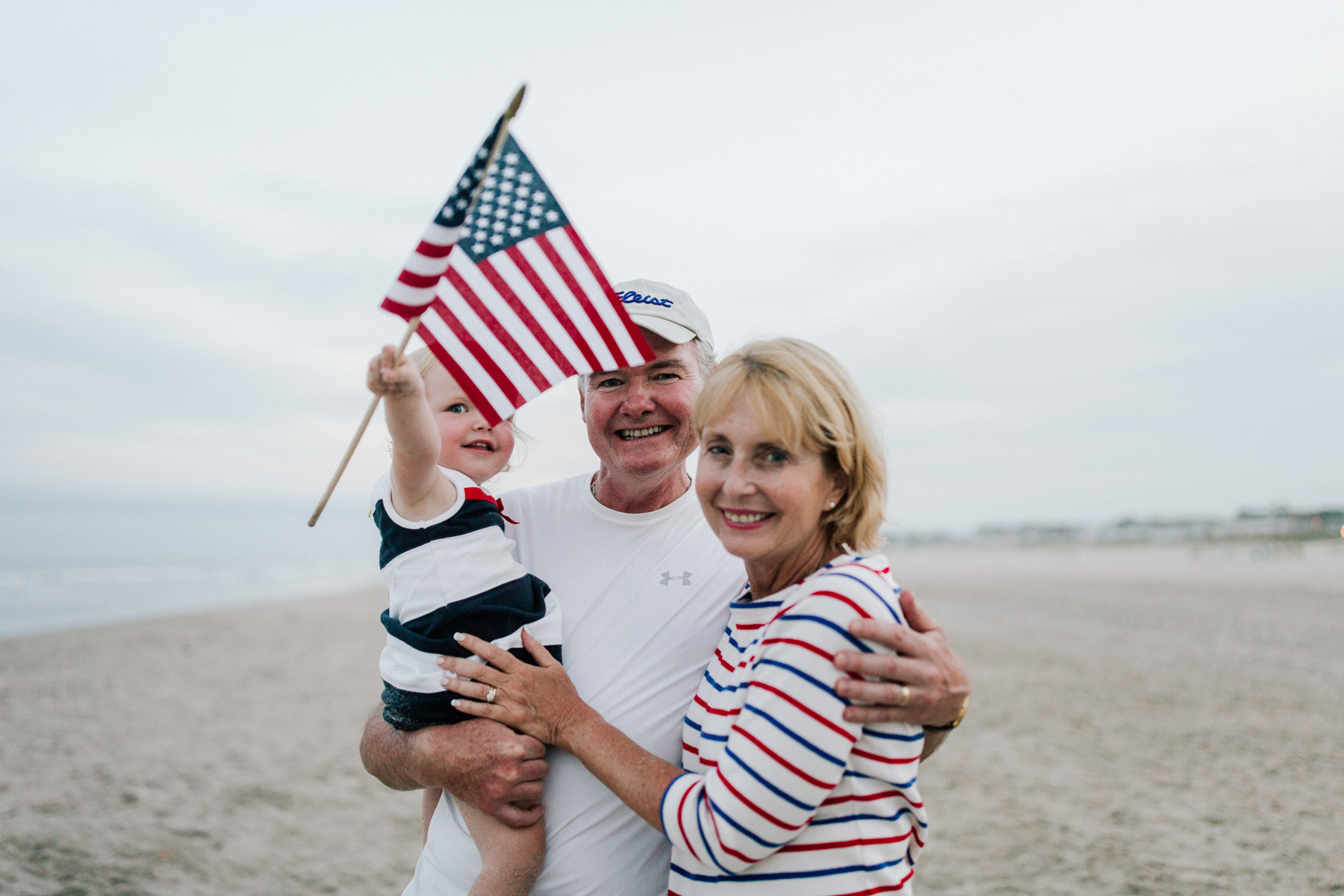 Emma and her grandparents | Kelly in the City