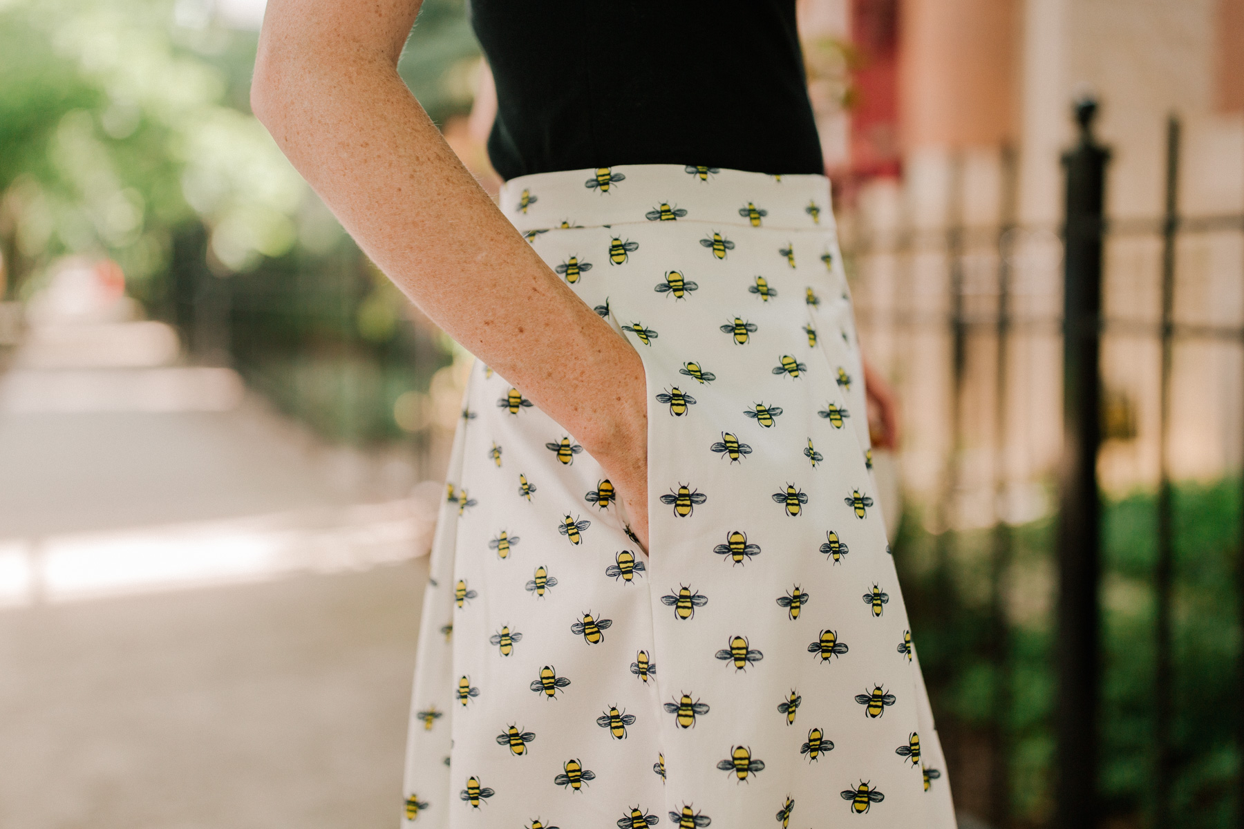 Bee Skirt(Also available at Boden.) - Kelly in the City