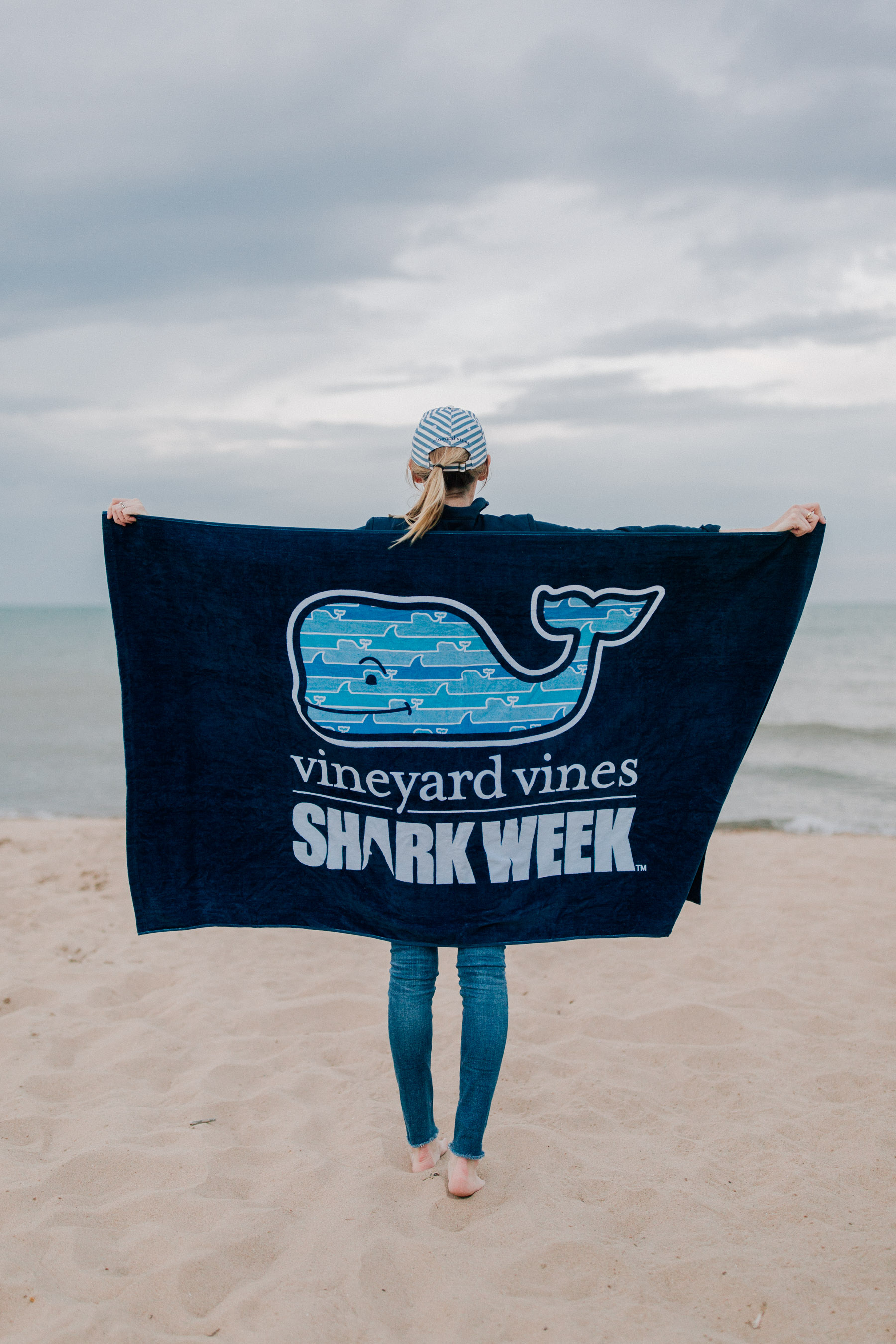 Vineyard Vines - Shark Week