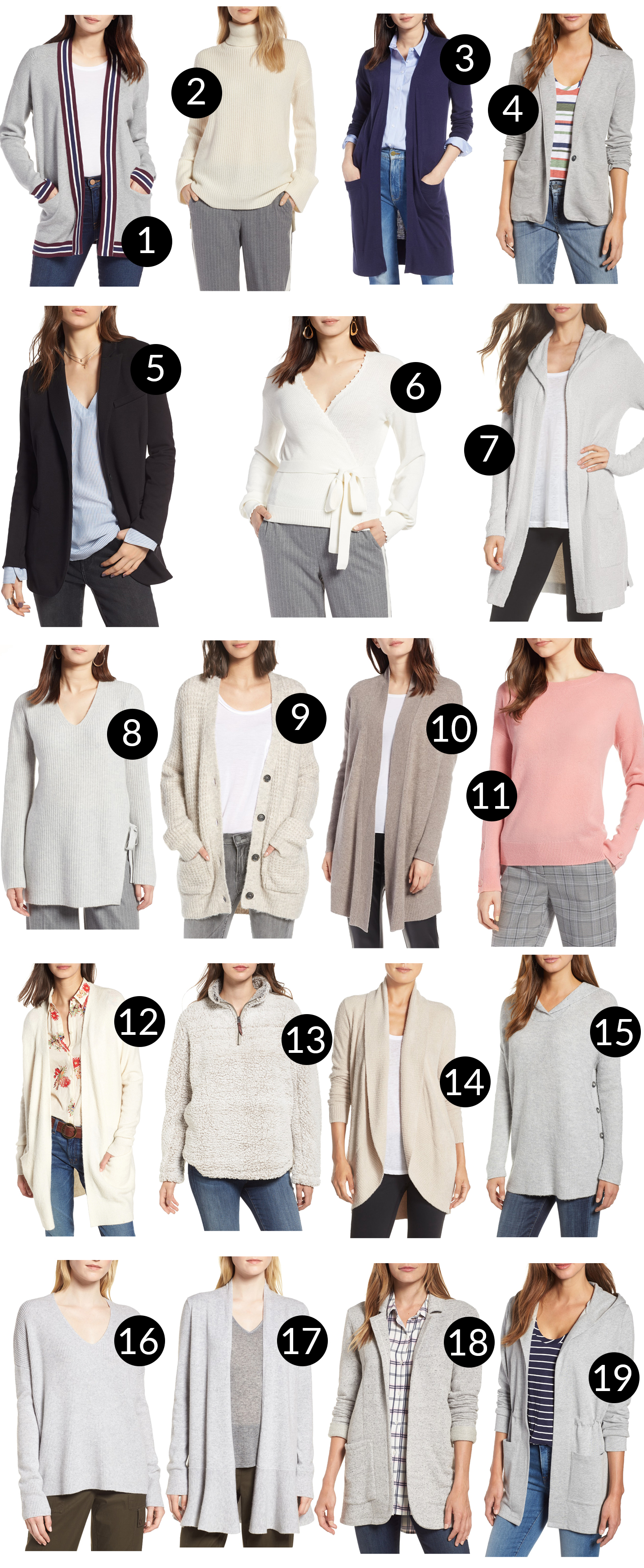 LIVE: Nordstrom Anniversary Sale sweaters