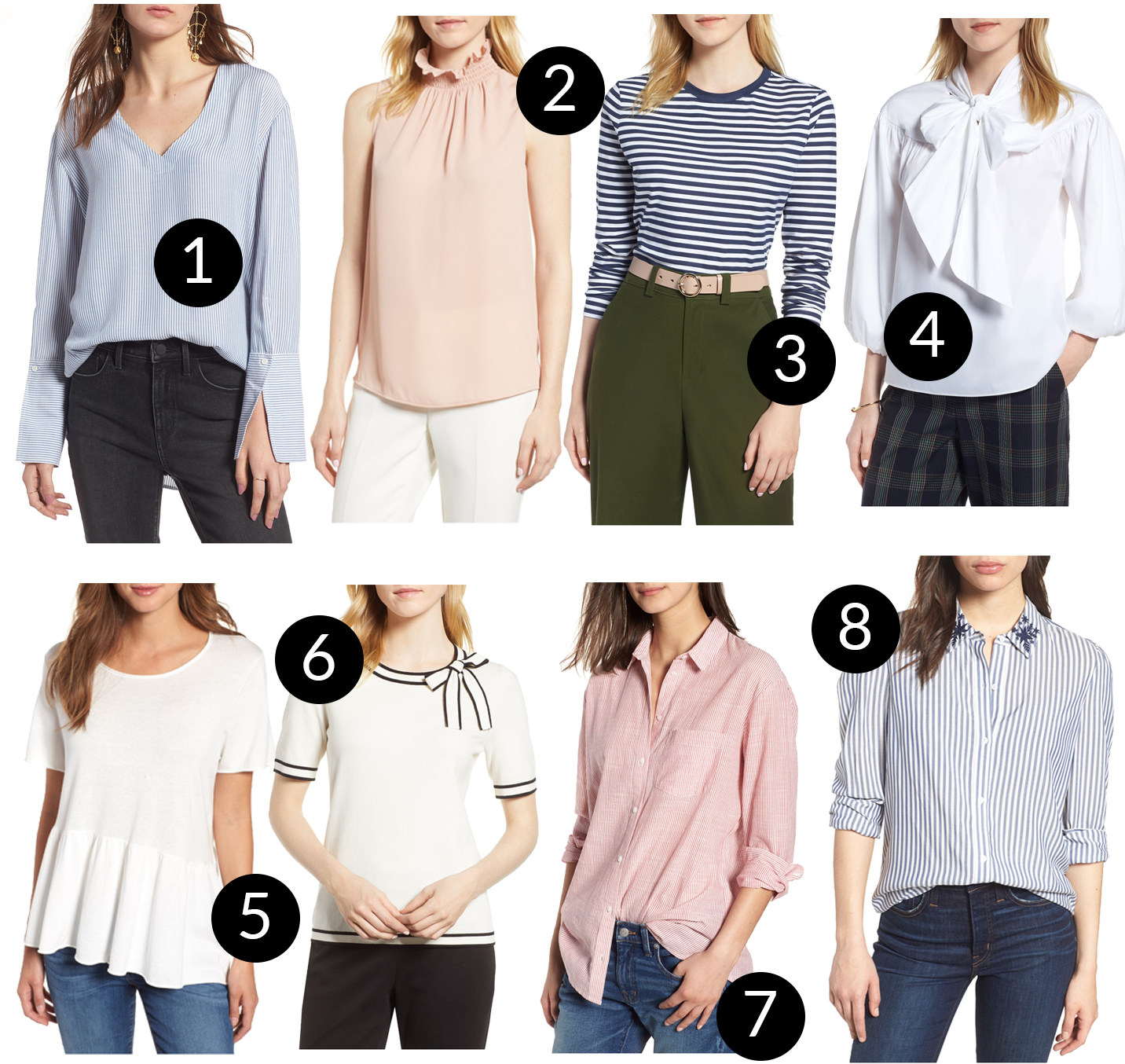 LIVE: Nordstrom Anniversary Sale tops