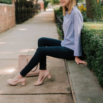 The Chunky Pumps You Need for Fall +Mitch's Sale Picks