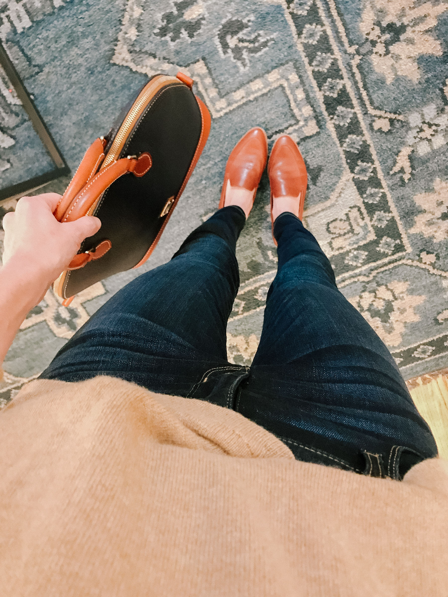 Frances Loafer MADEWELL