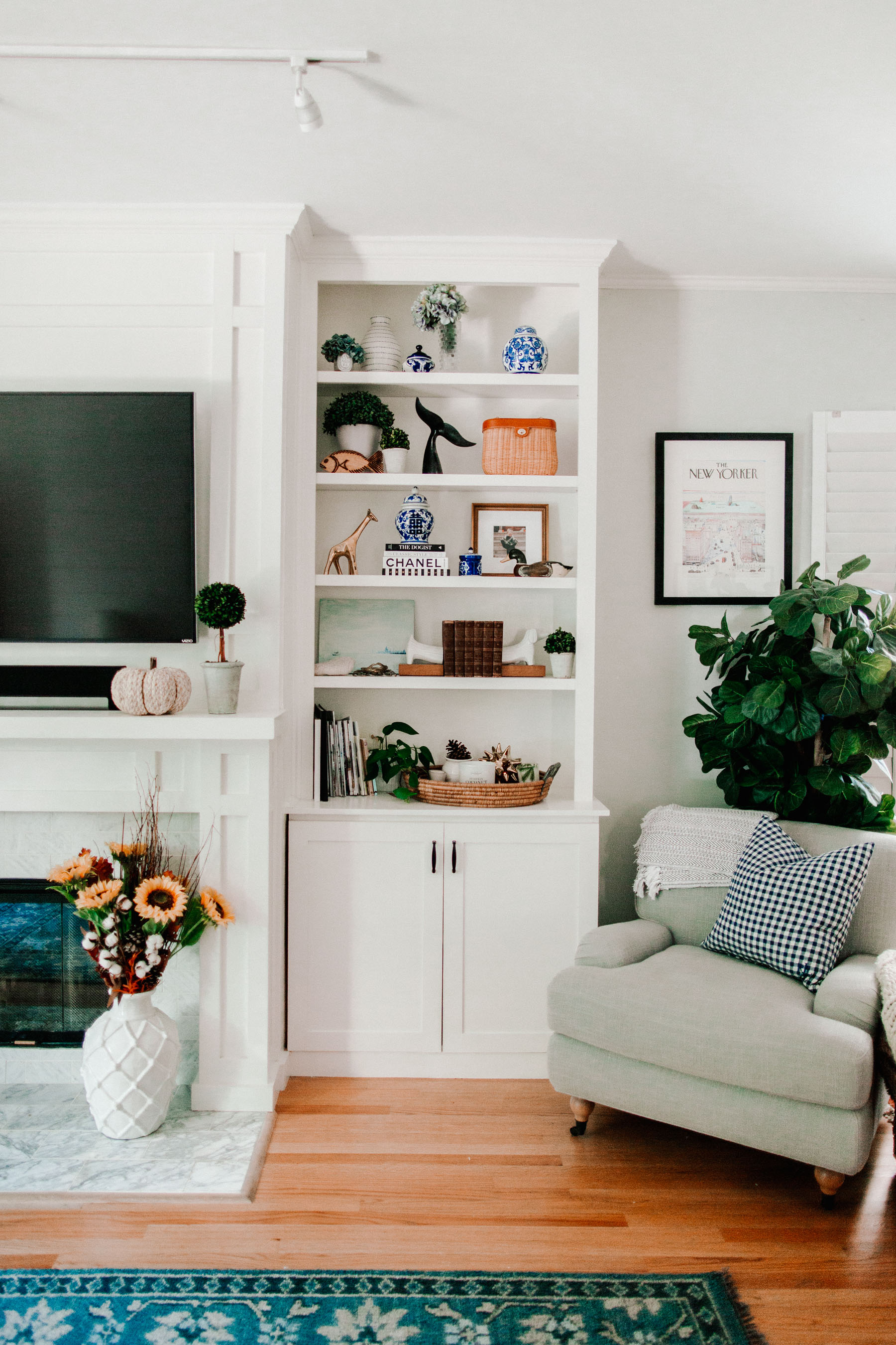 Decorate for Fall - Marshalls | Kelly in the City