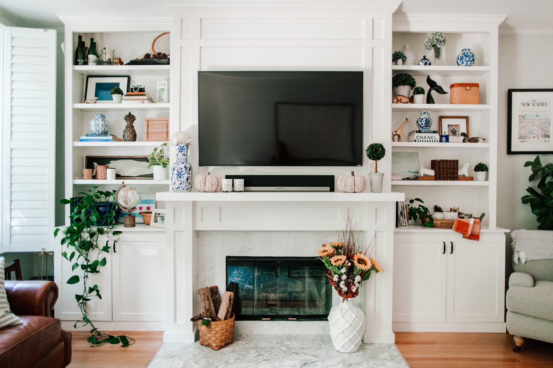 Easy Ways to Decorate for Fall - Marshalls | Kelly in the City