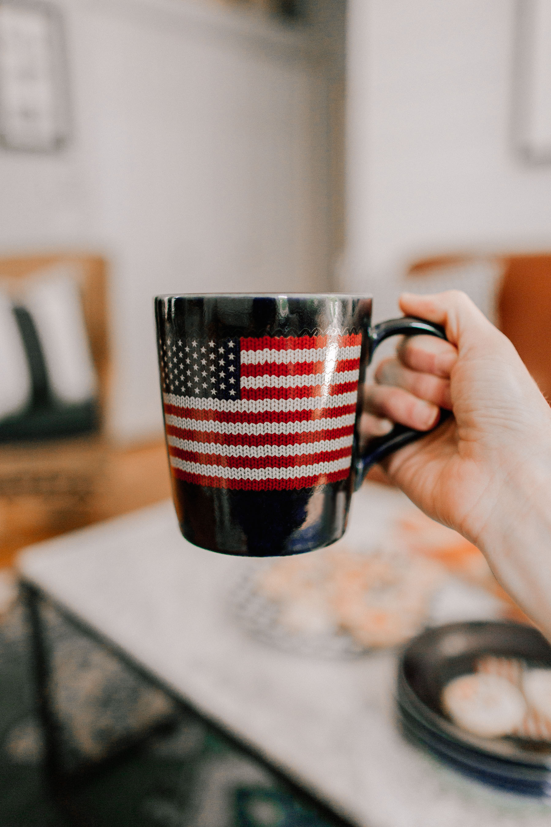 USA mug | Kelly in the City