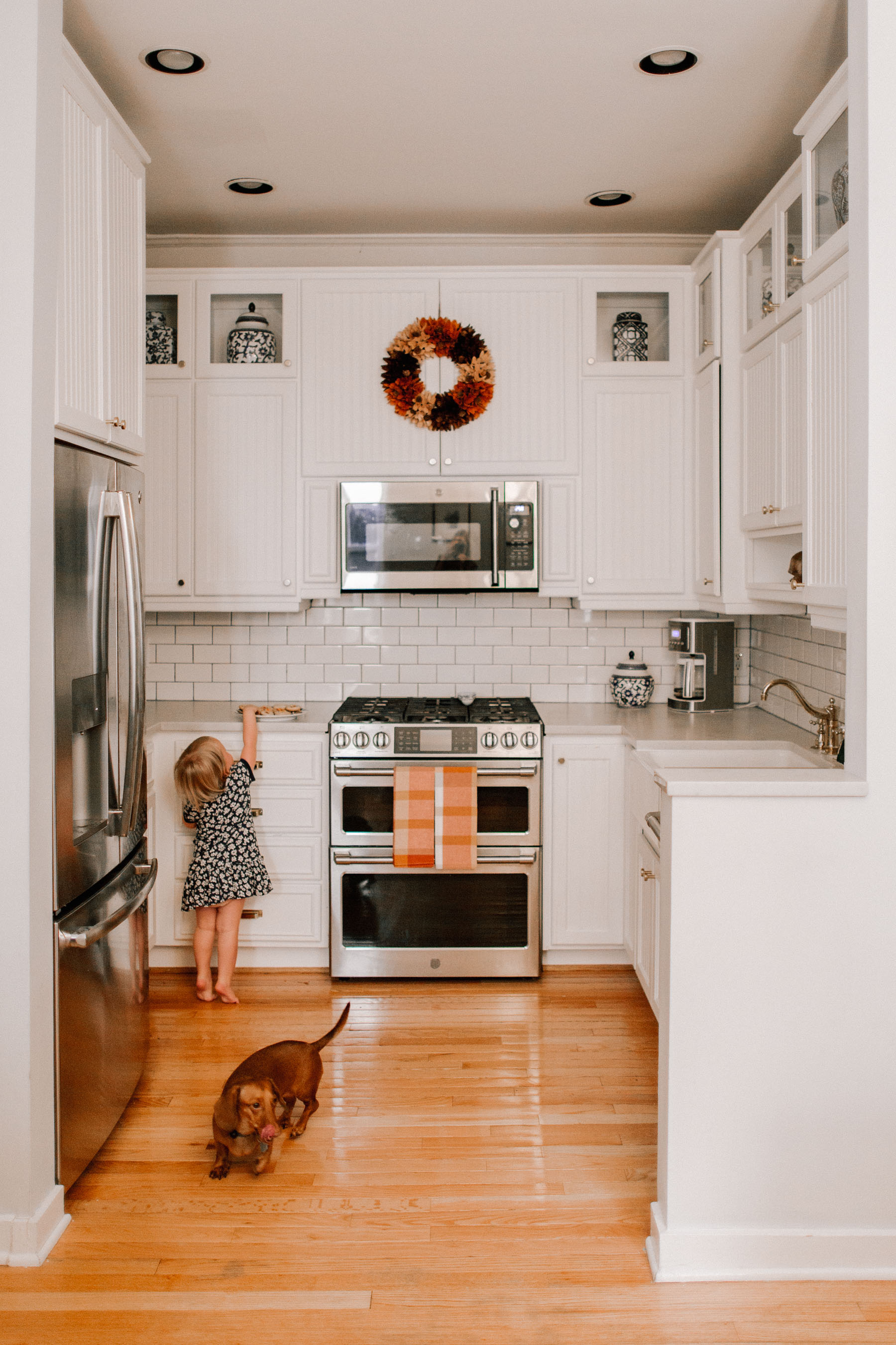 Kitchen - Decorate for Fall - Marshalls | Kelly in the City