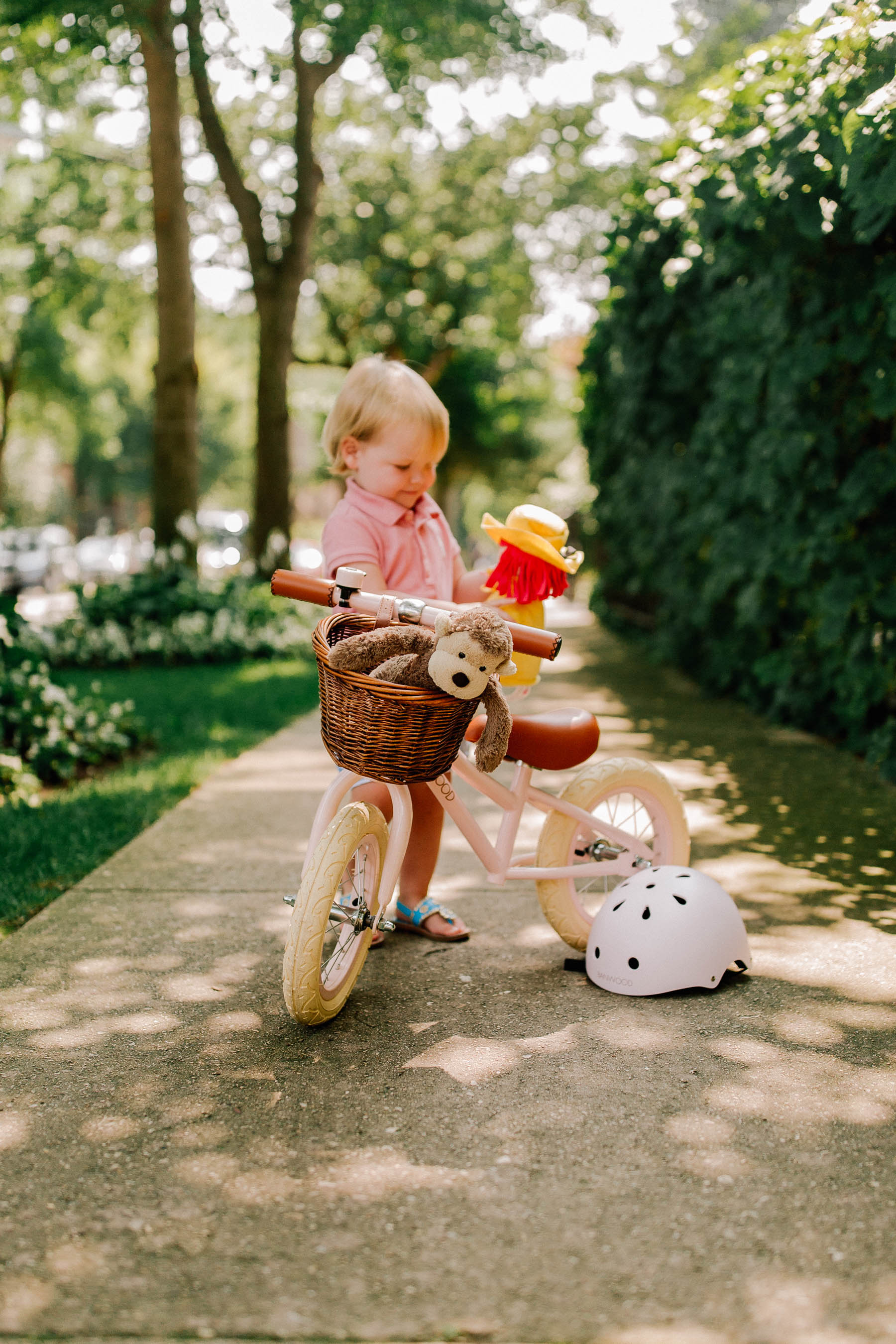 Banwood Balance Bike - baby emma