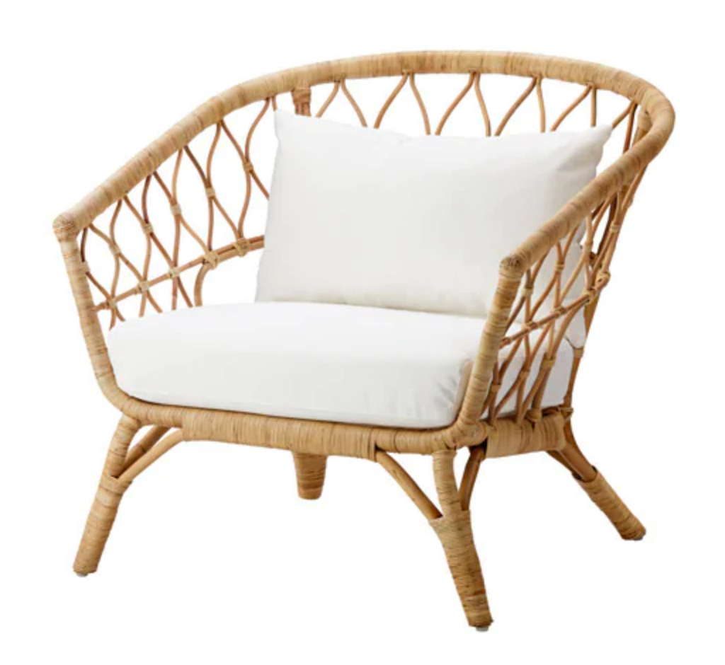 Stockholm Rattan Chair