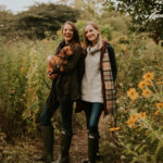 Kelly Larkin And Jess Keys Q&A + Barbour | Kelly in the City