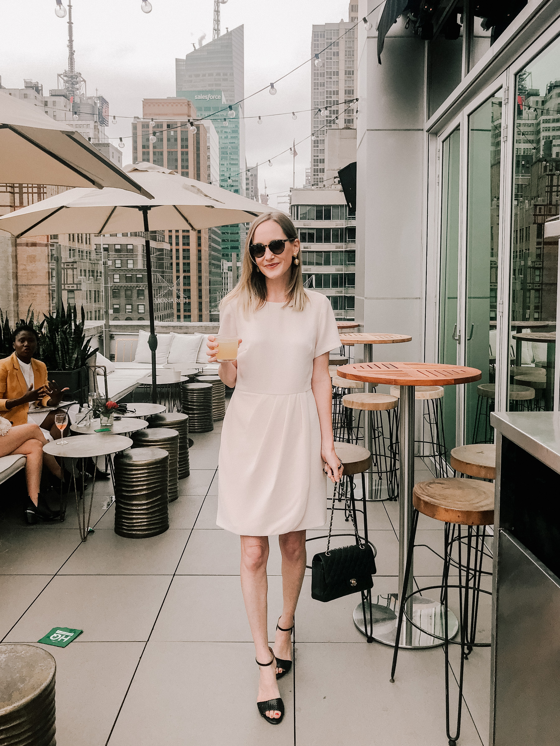 Club Monaco Lynndalyn Dress - On Sale! - Kelly in the City