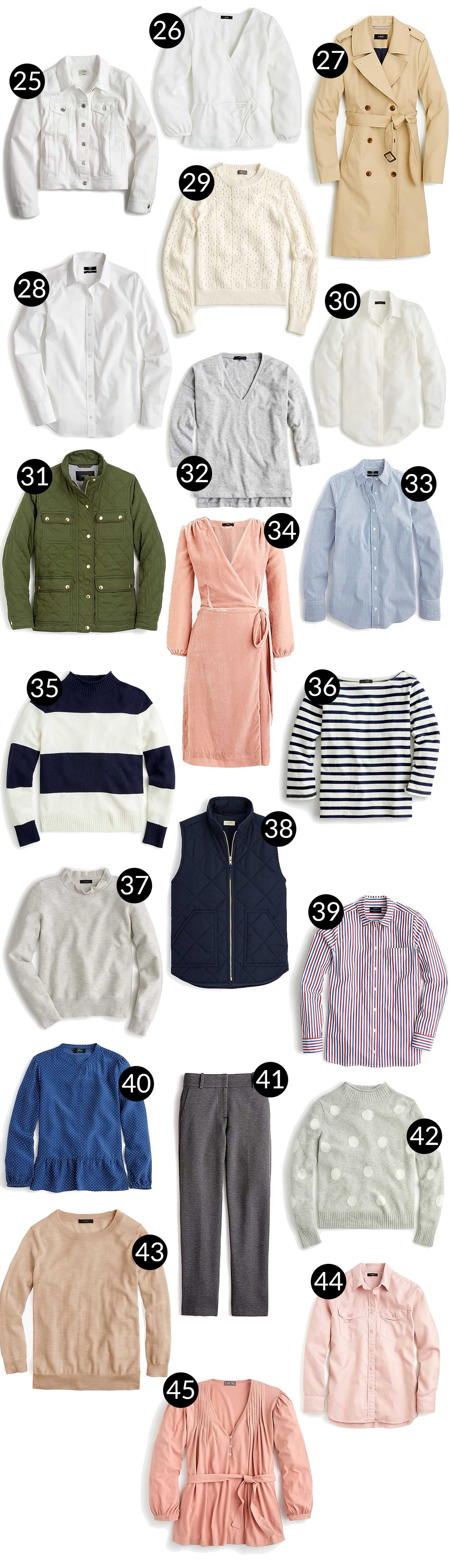 J.Crew Labor Day Weekend Sales - Kelly in the City