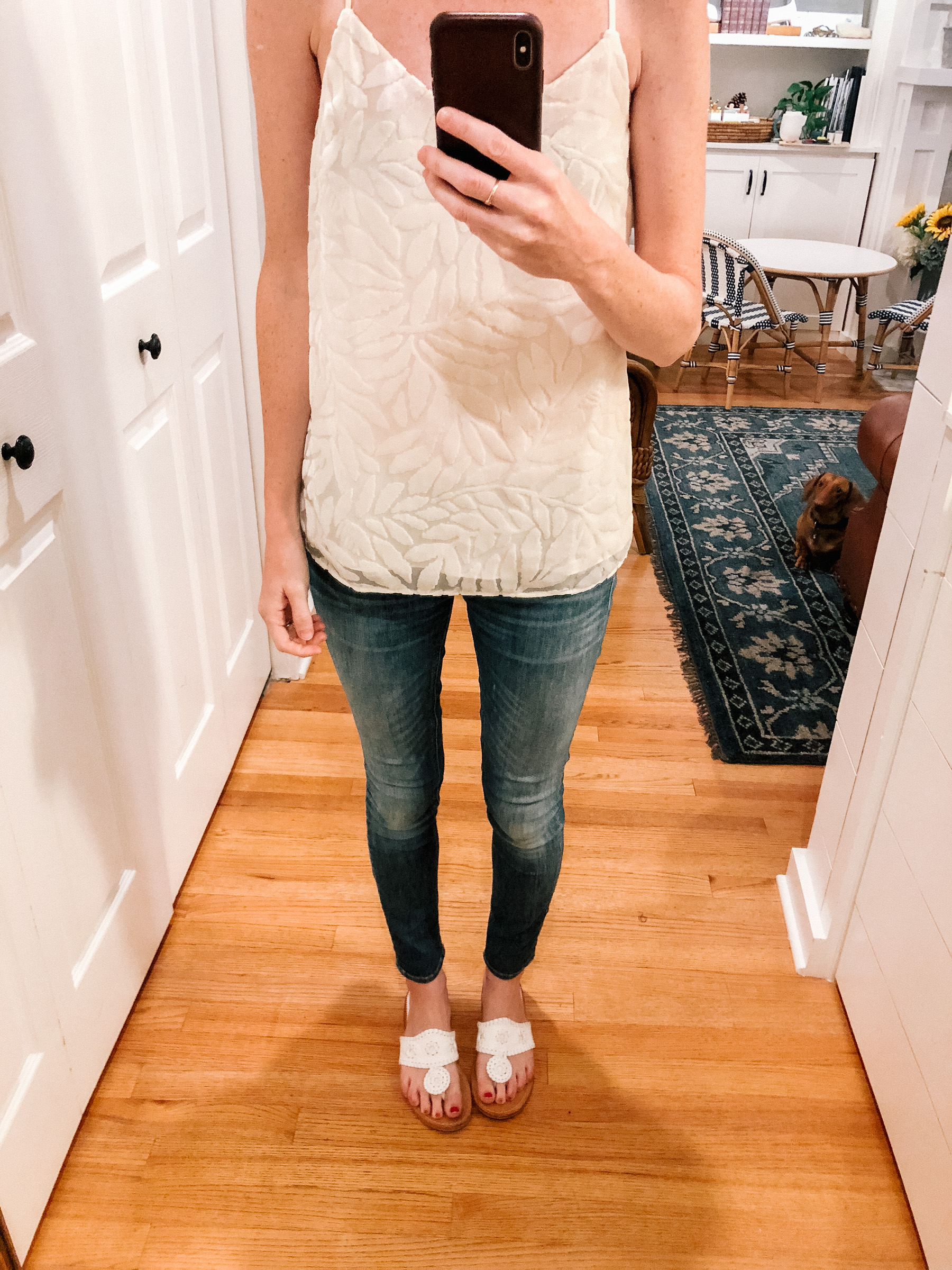 Velvet Camisole - Lilly Pulitzer After Party Sale