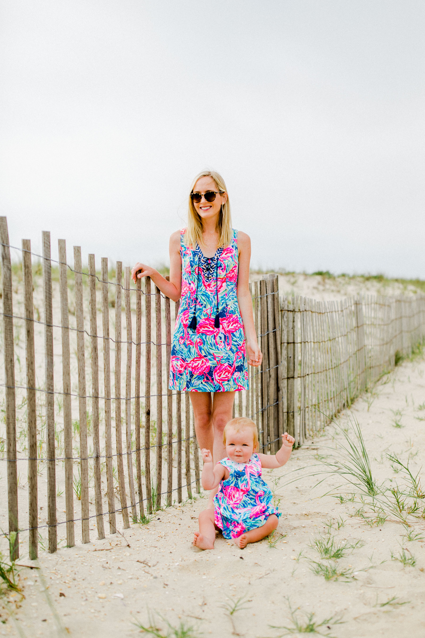 Flamingo Dress - Lilly Pulitzer After Party Sale