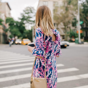 A Dress from the 2018 Lilly Pulitzer After Party Sale