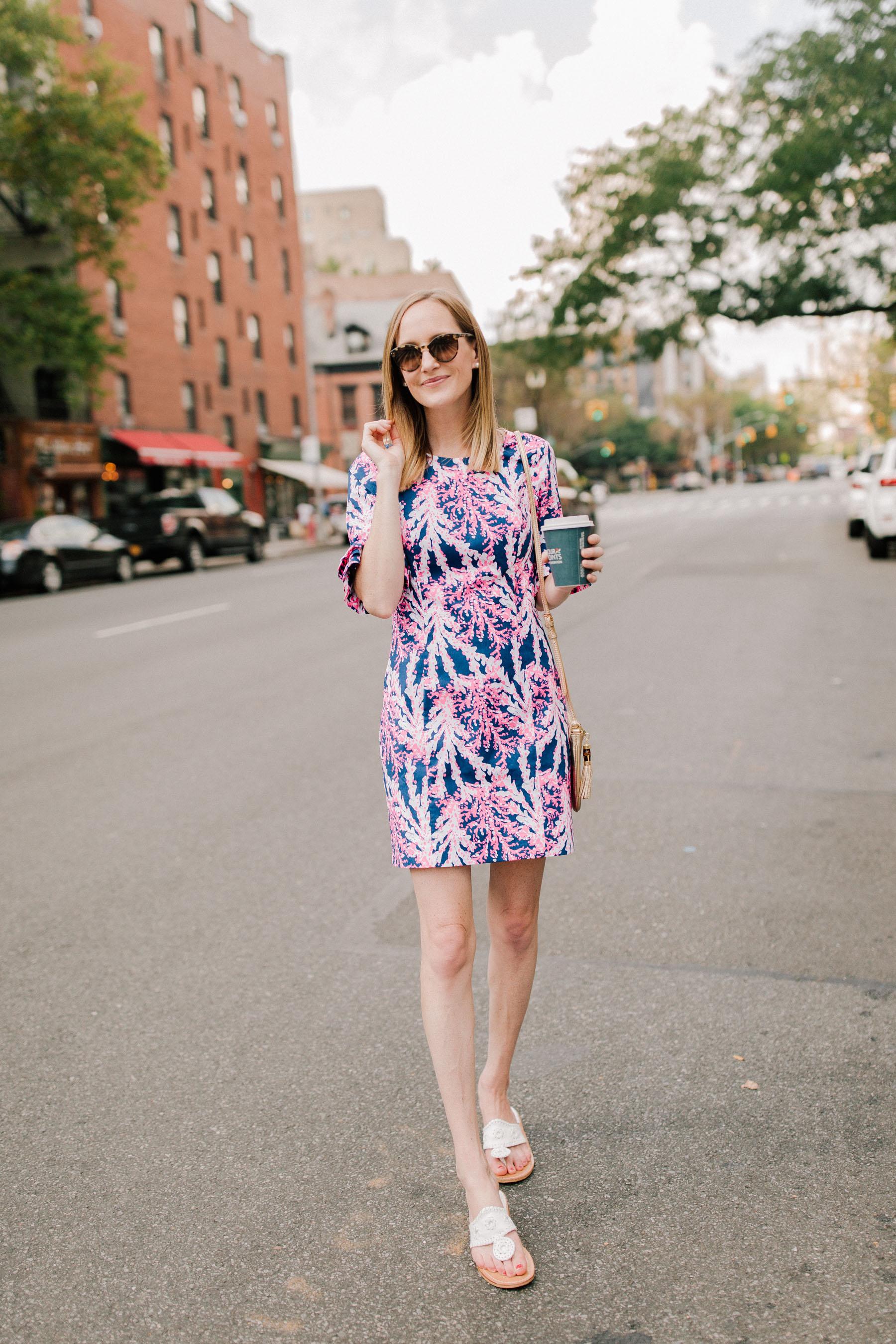Lilly Pulitzer Fiesta Dress