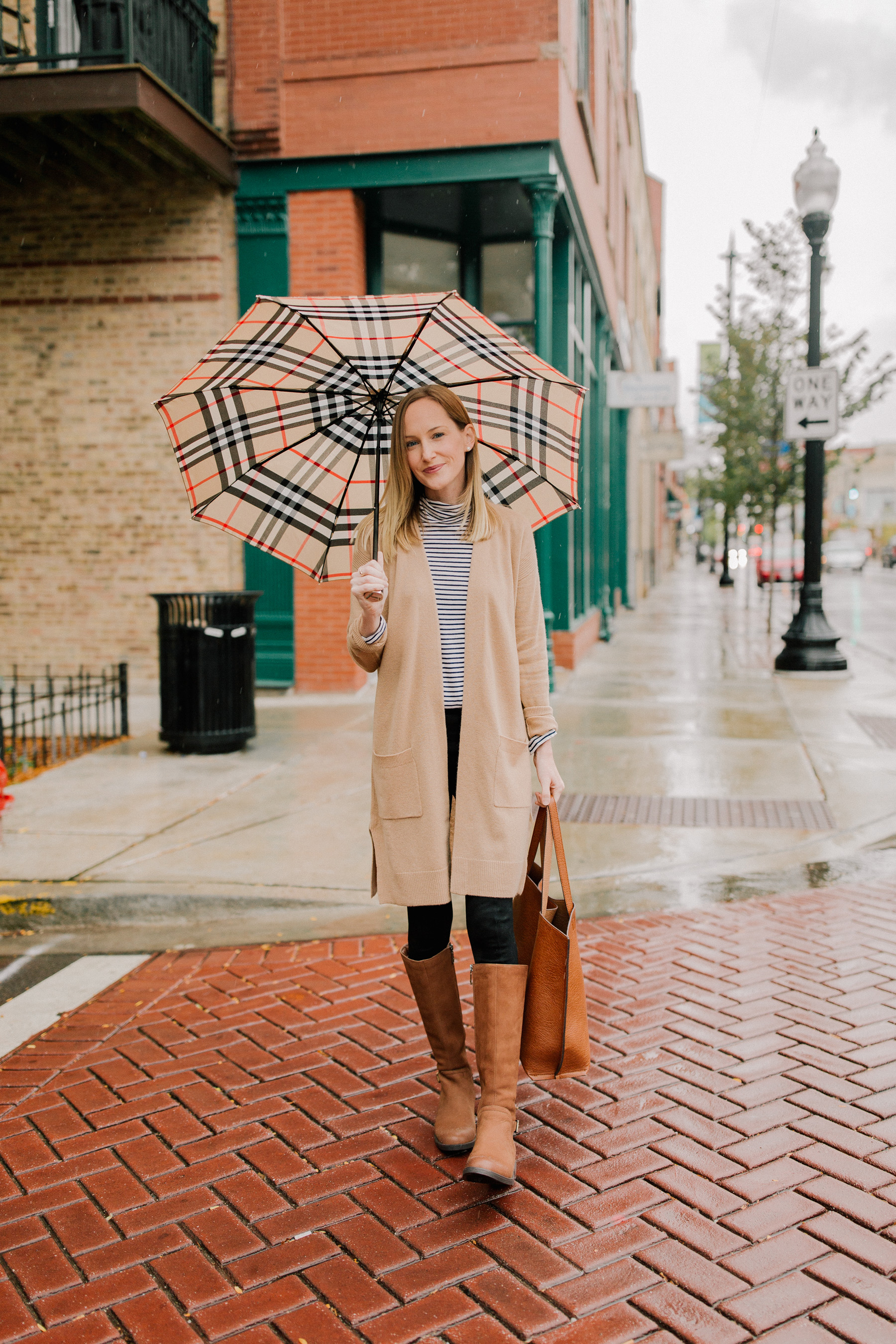 Preppy Fall Staples - Kelly in the City