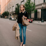 The First Fall Outfit Post