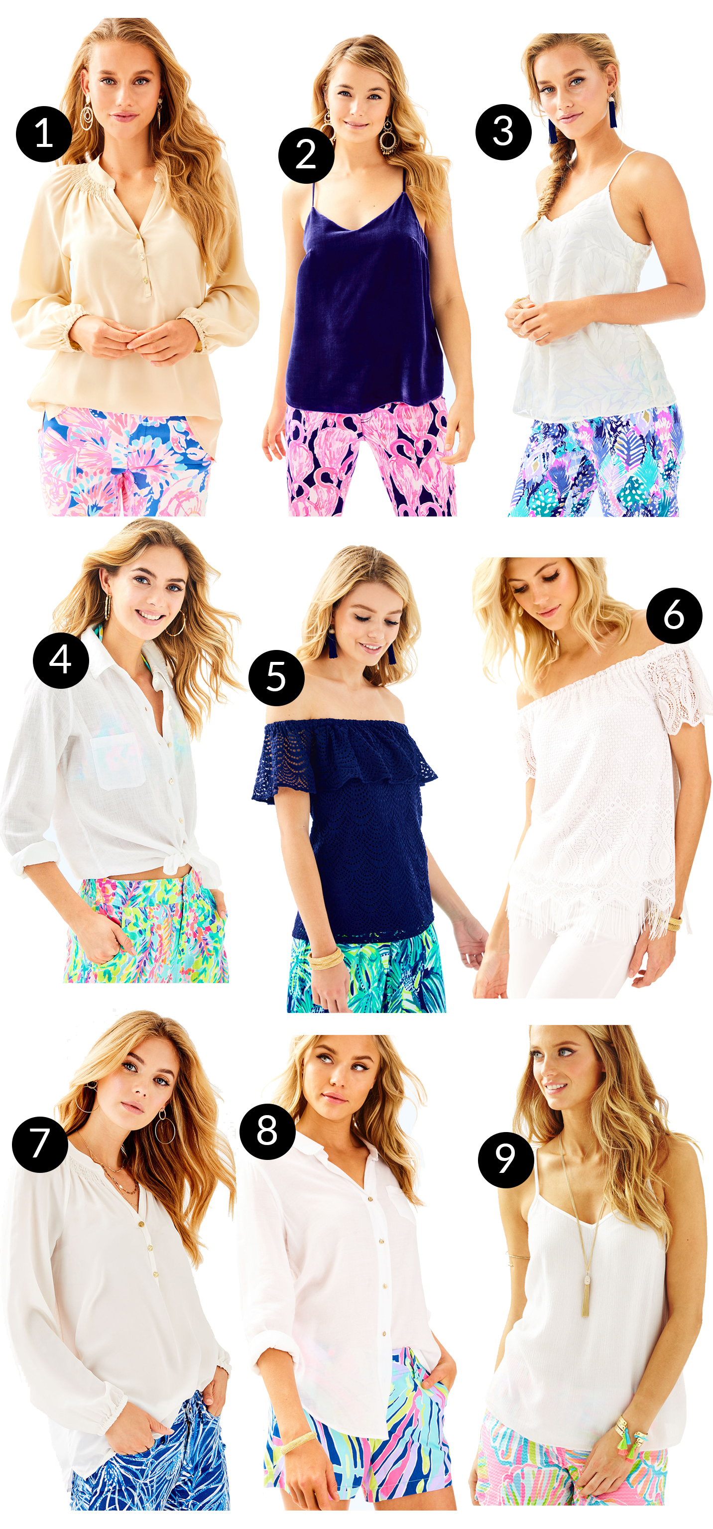 Lilly Pulitzer After Party Sale - Tops | Kelly in the City