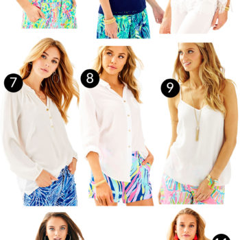 Lilly Pulitzer After Party Sale: My Favorites