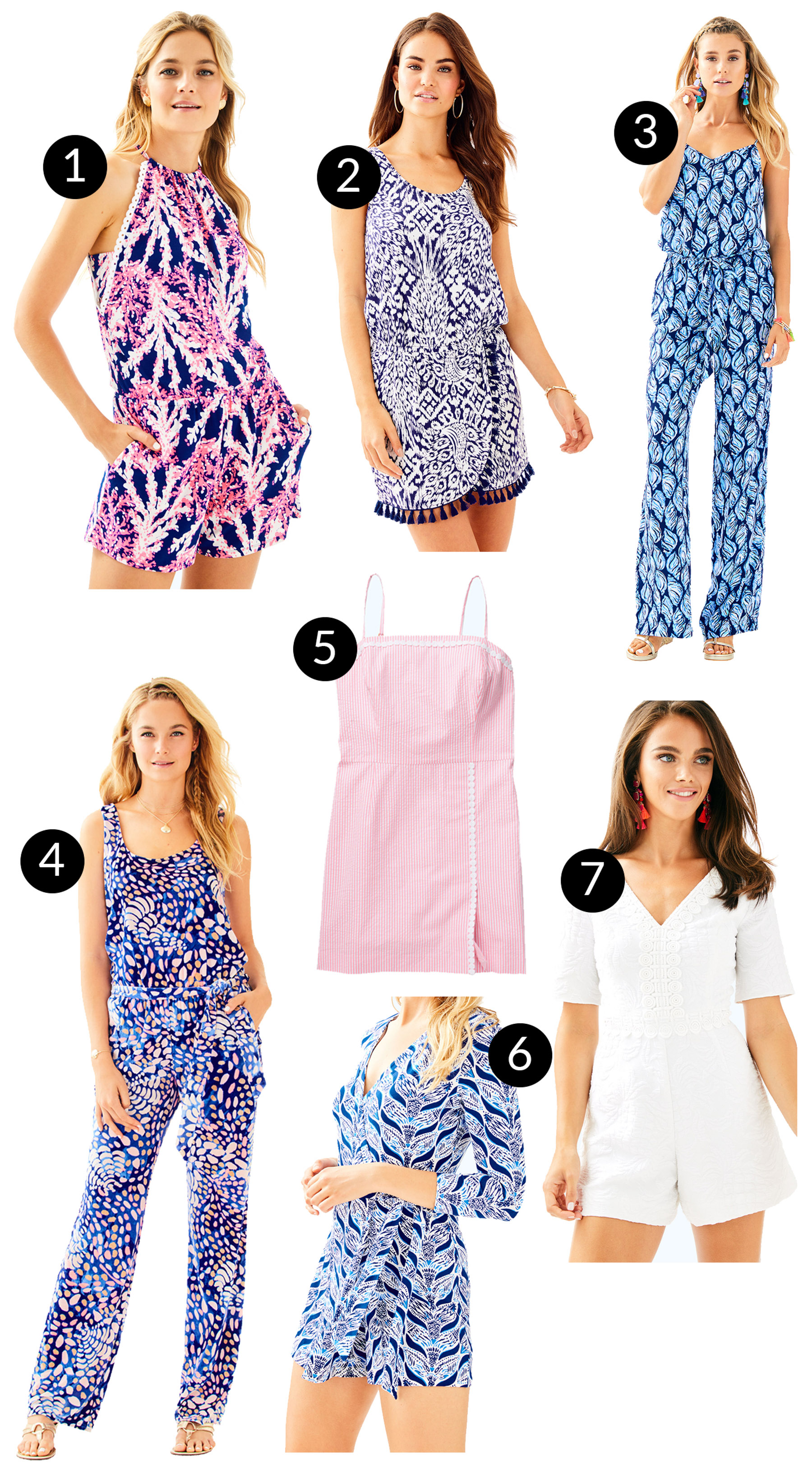 Rompers + Jumpsuits - Lilly Pulitzer After Party Sale