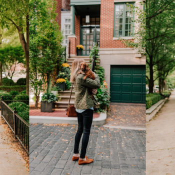 3 Preppy Ways to Style a Chambray Shirt