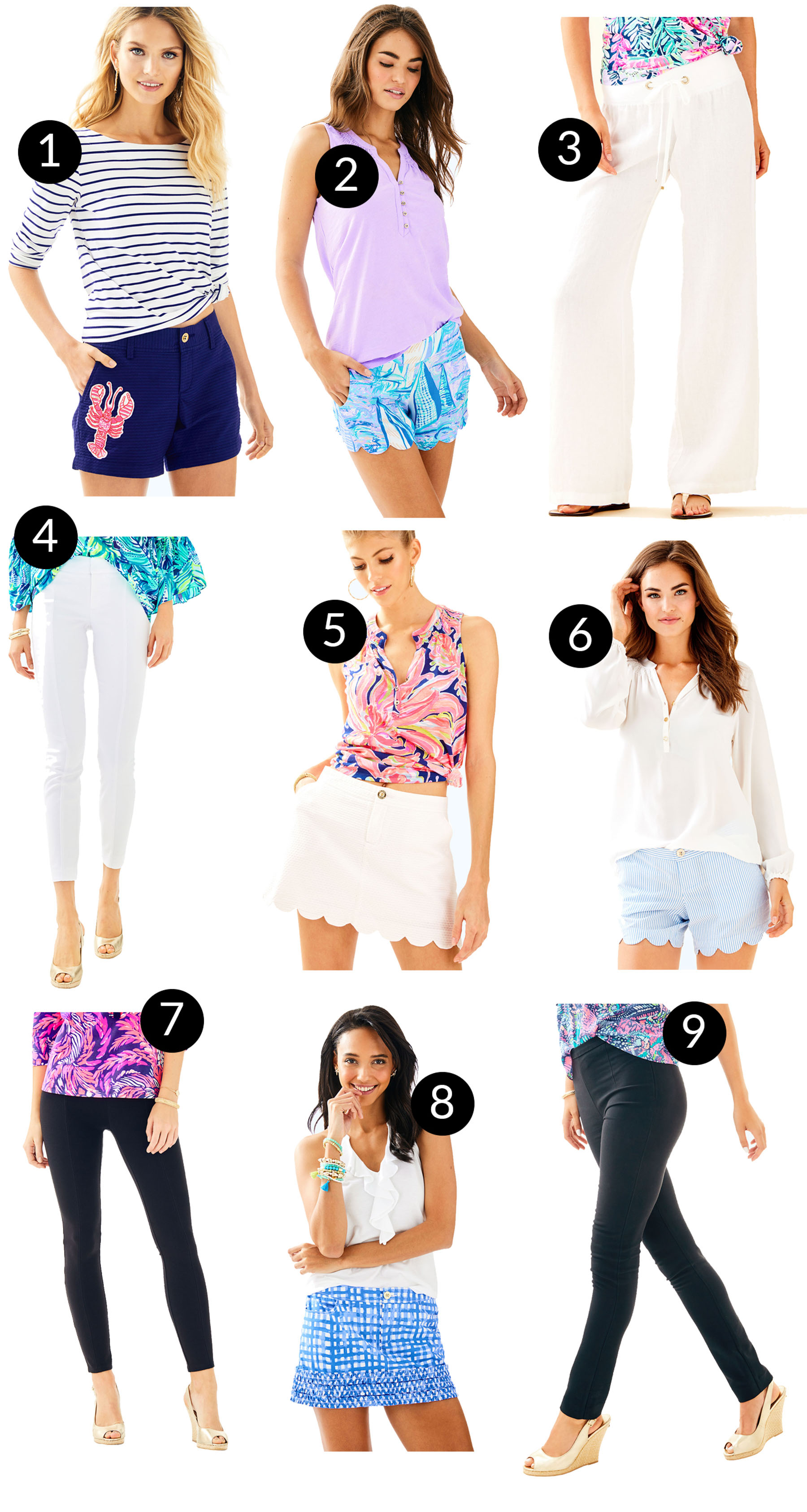 Lilly Pulitzer After Party Sale - Bottoms | Kelly in the City