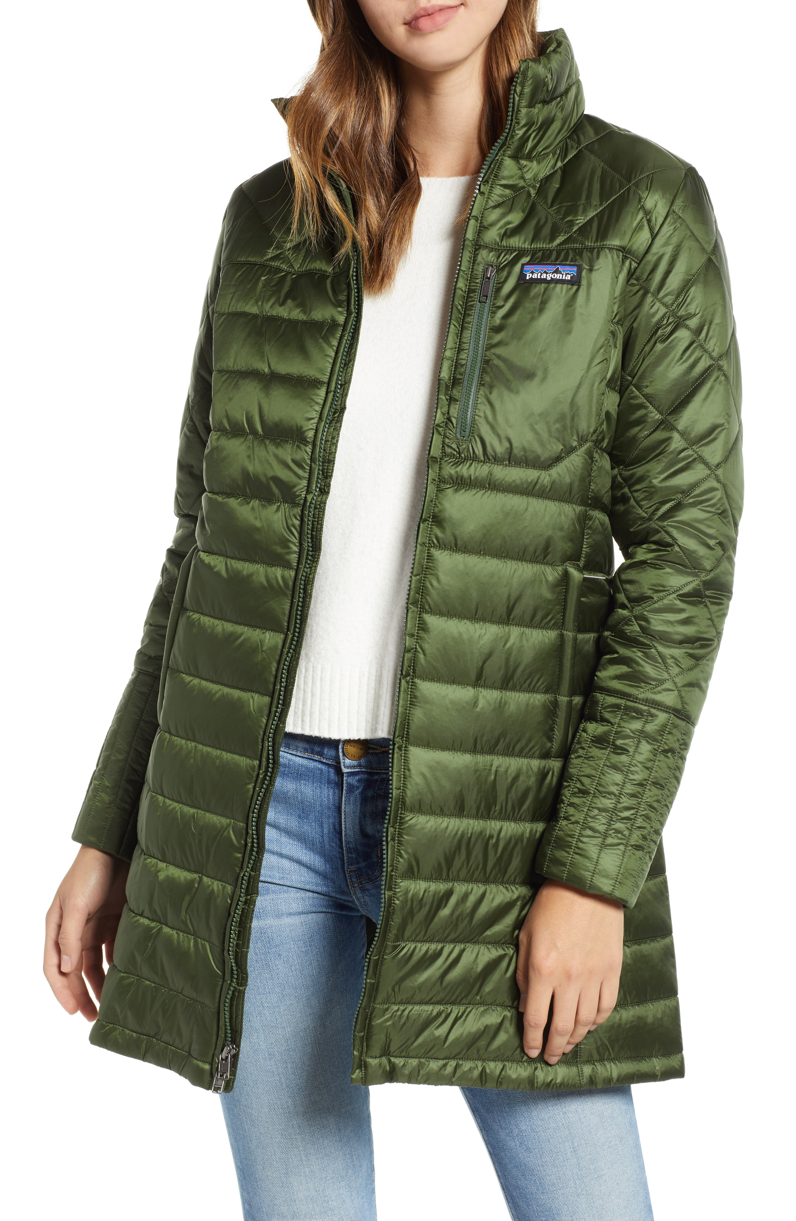 9c6e2554 Recently bought this jacket because so many readers have been asking for a  packable travel jacket. What do you think?! I love the color.
