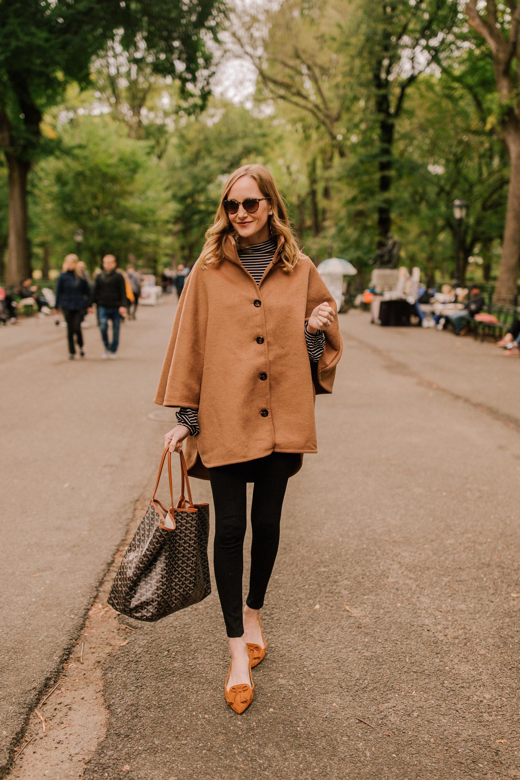 Goyard Bag - Kelly in the City