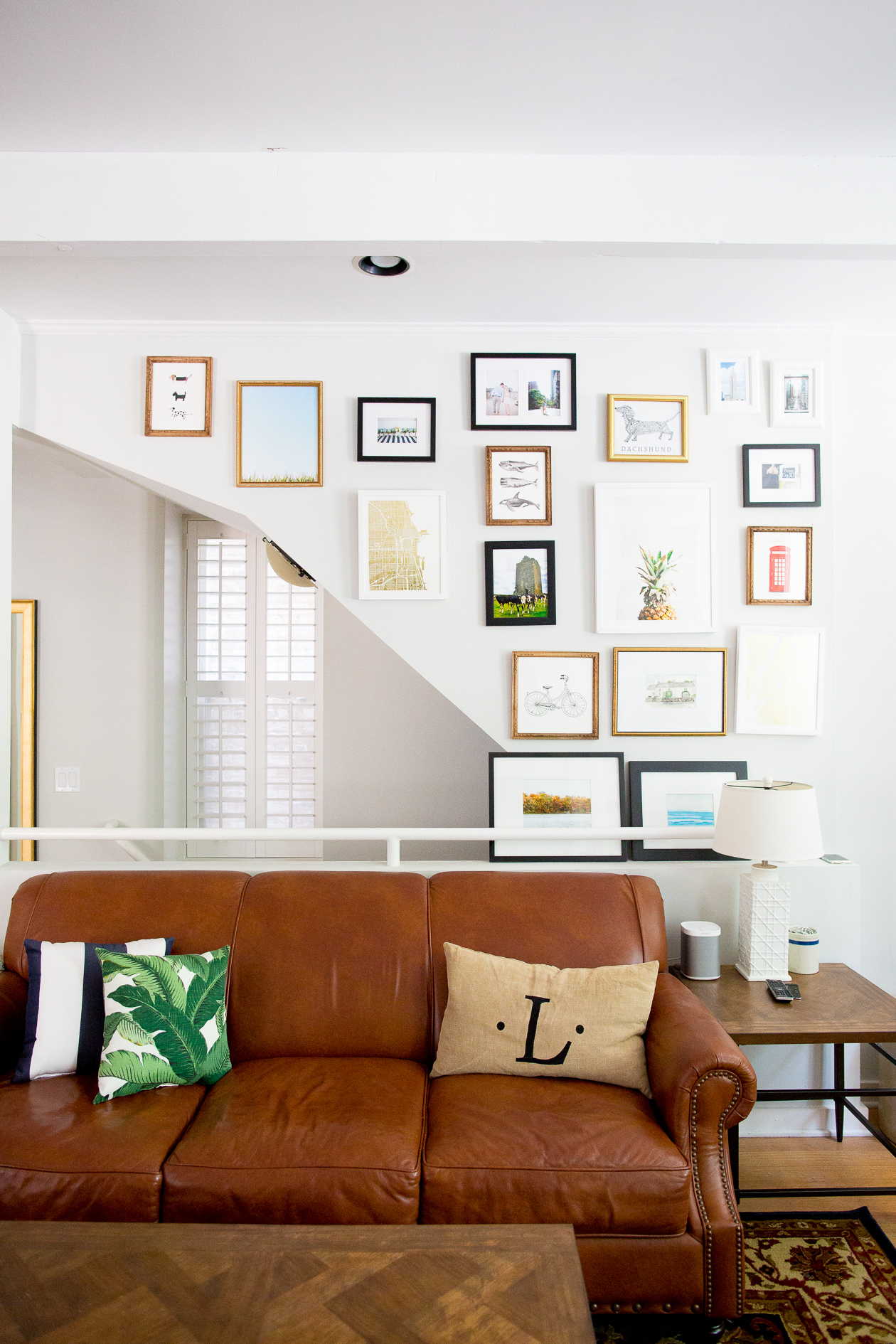 Living room - Minted Artwork
