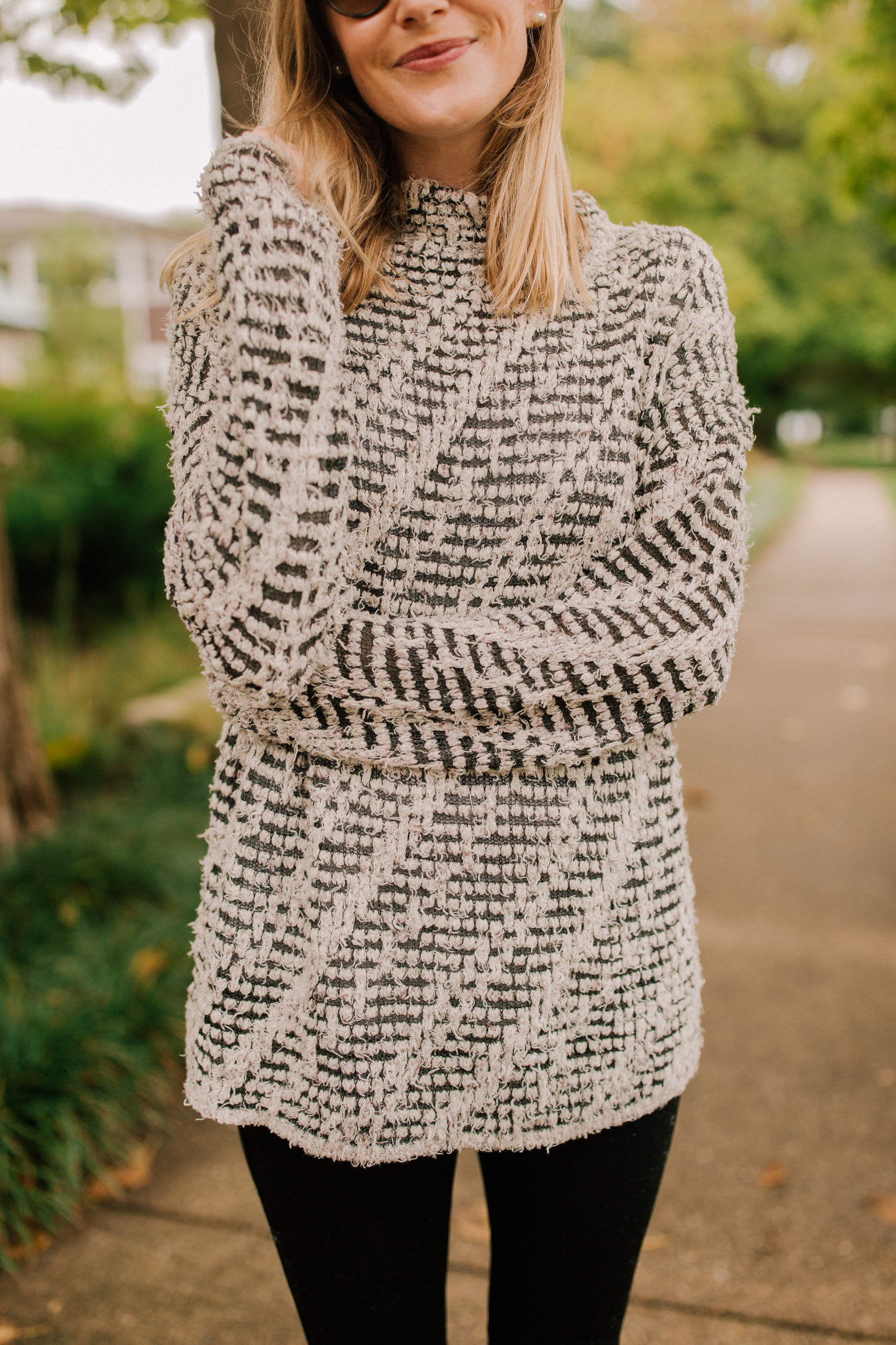 NIC + ZOE Ethereal Chunky Knit Sweater