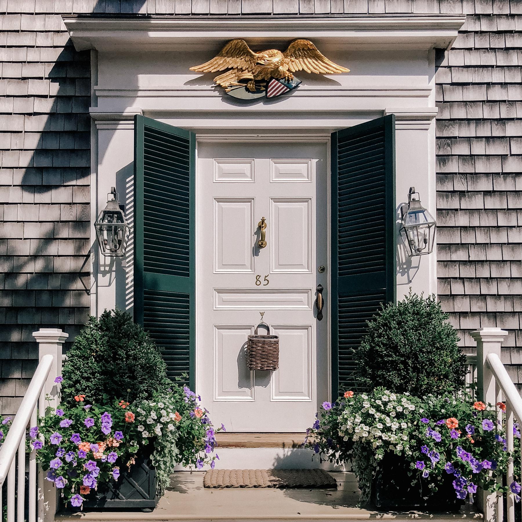 Nantucket House by Kelly Larkin