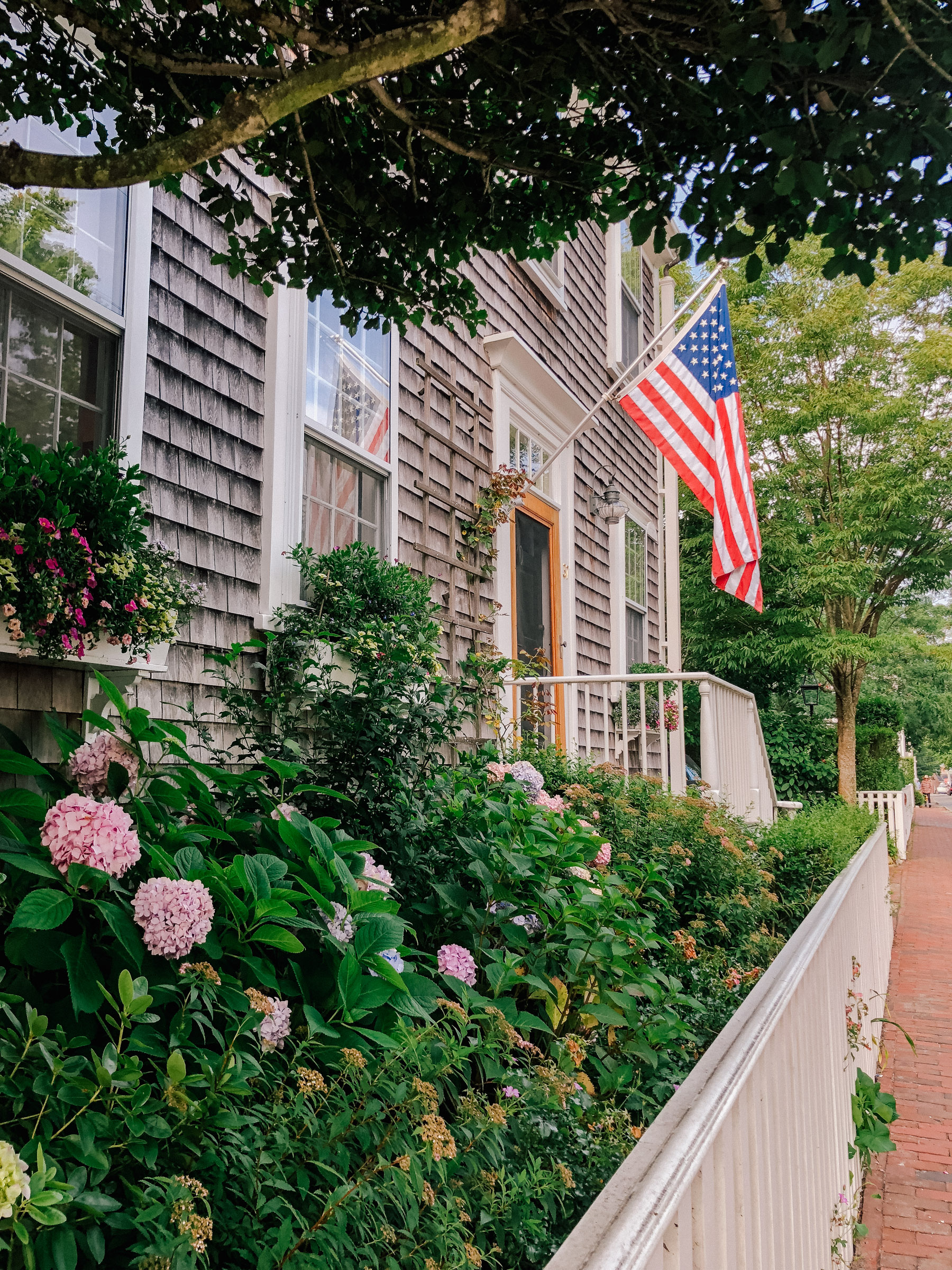 Nantucket House Tour - Kelly in the City