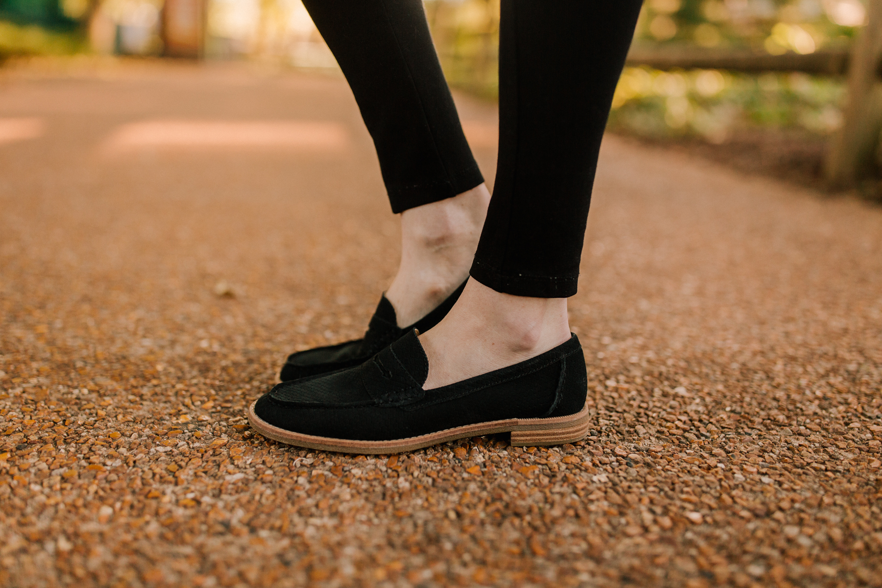 Black  Loafer (Women)