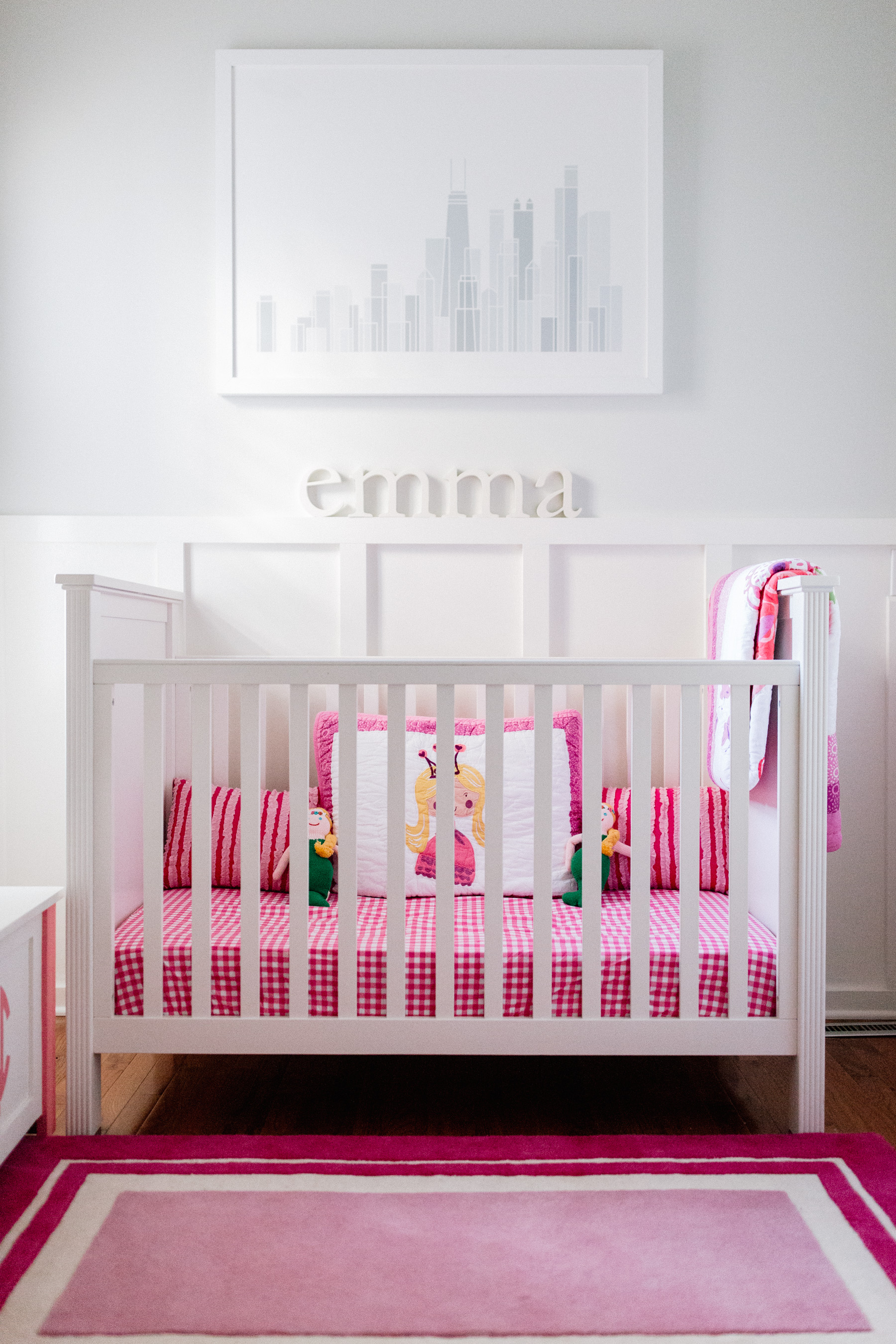 Minted - Emma's room