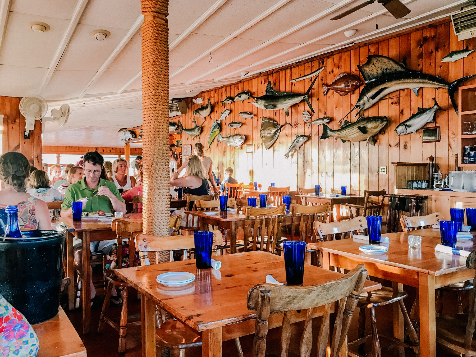 Homeport Restaurant in Chilmark