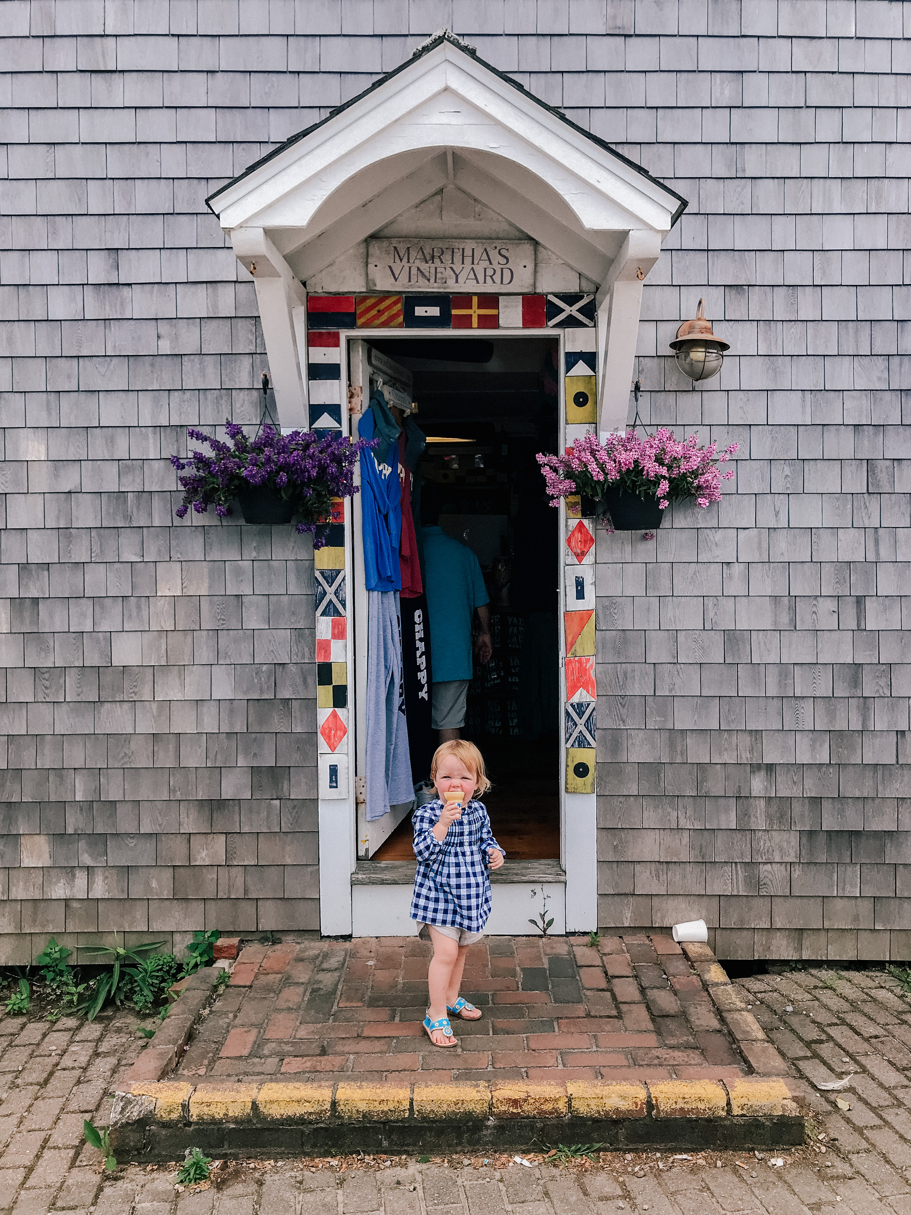 Afternoon in Edgartown