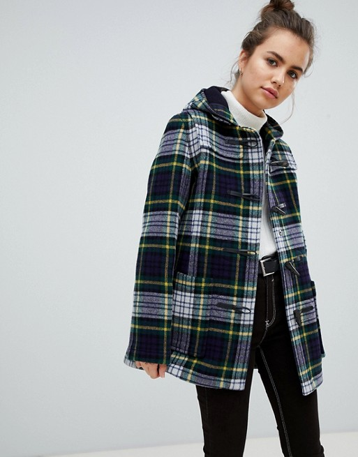 Asos: Gloverall Duffle Coat(It comes in red, too!)