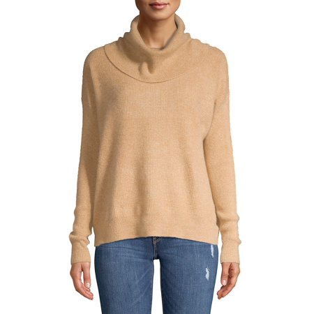 Lord & Taylor via Walmart: Classic Cashmere Turtleneck Sweater