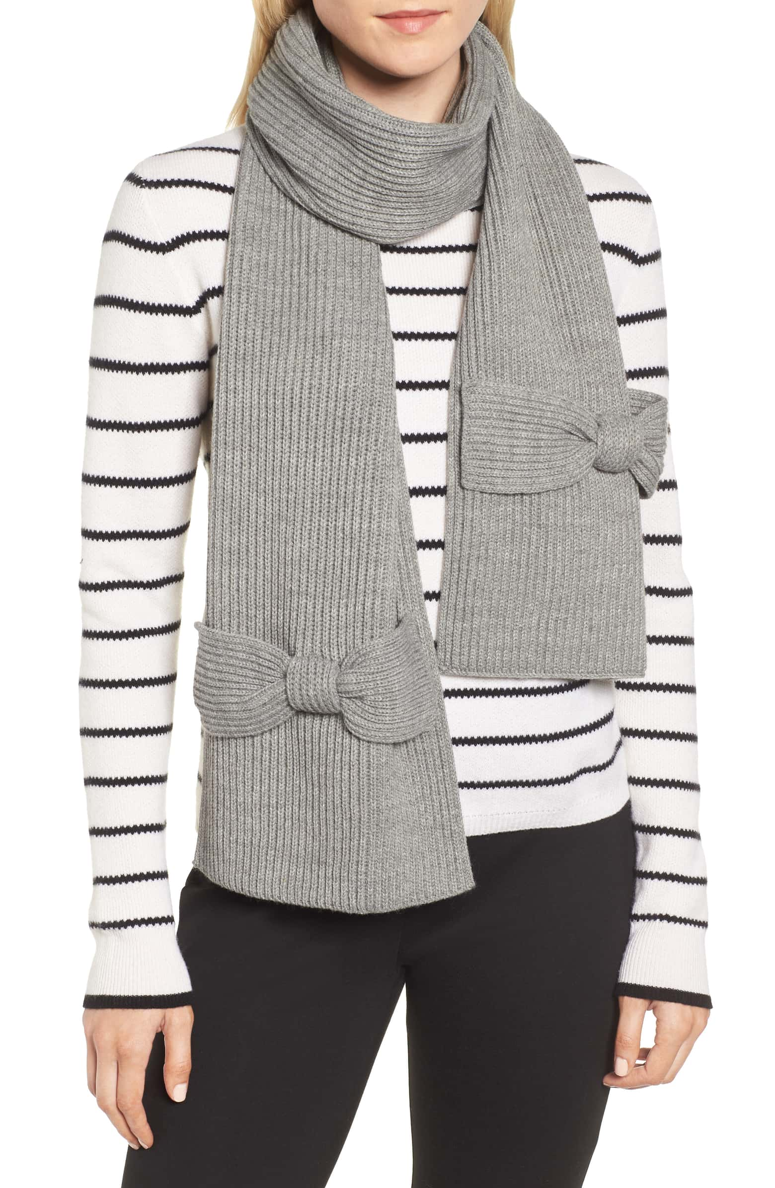 Nordstrom: Kate Spade Bow Scarf