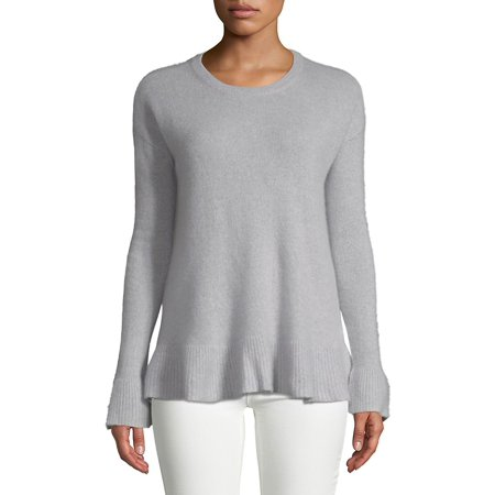 Lord & Taylor via Walmart: Ruffled Cashmere Sweater