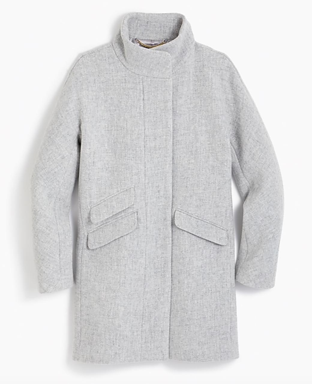 J.Crew: Cocoon Coat