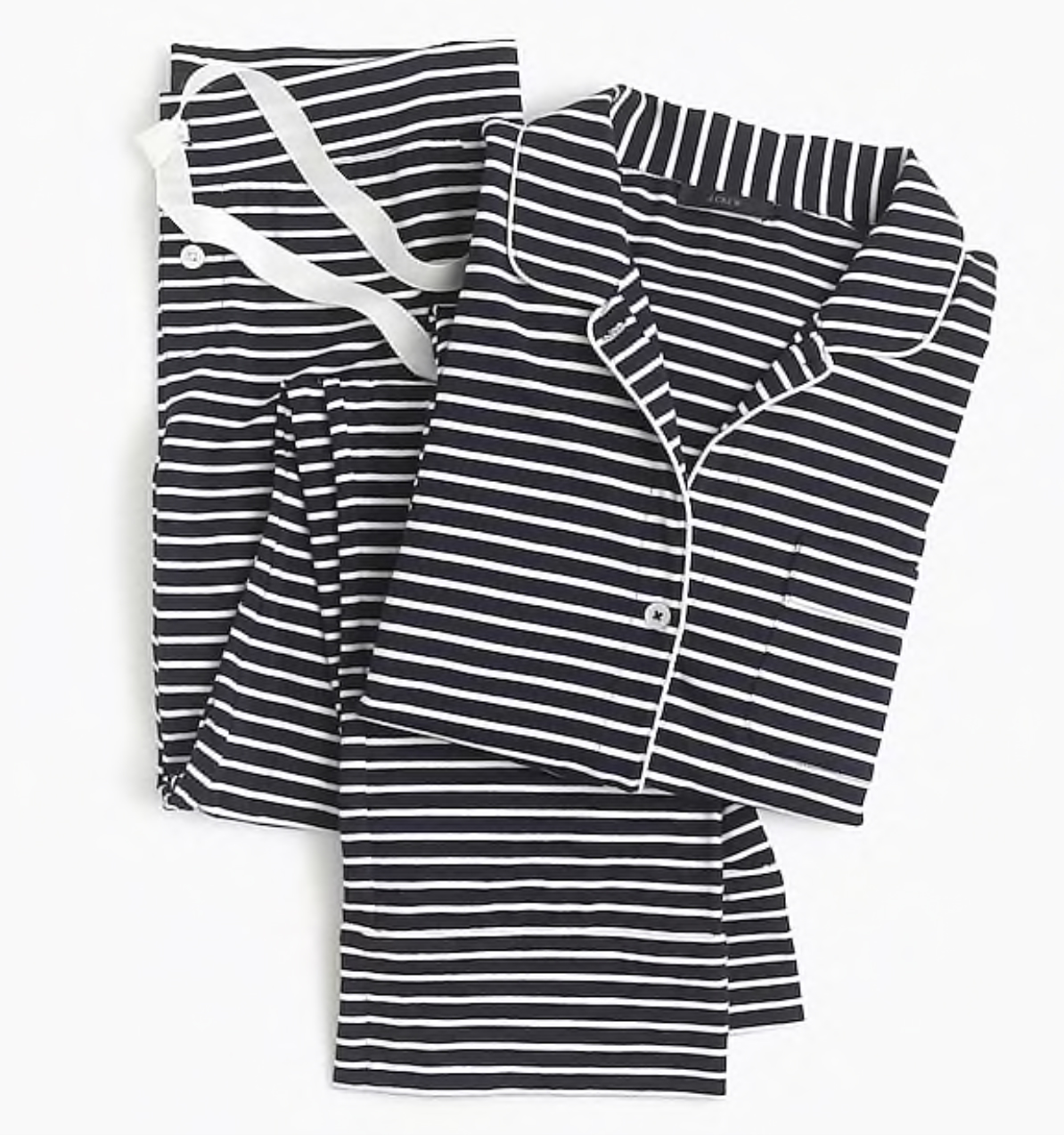 J.Crew: Dreamy Cotton Pajamas