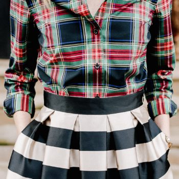 J.Crew Tartan New Arrivals: 50 Percent Off