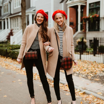 Twinning: 5 Preppy Basics for Winter