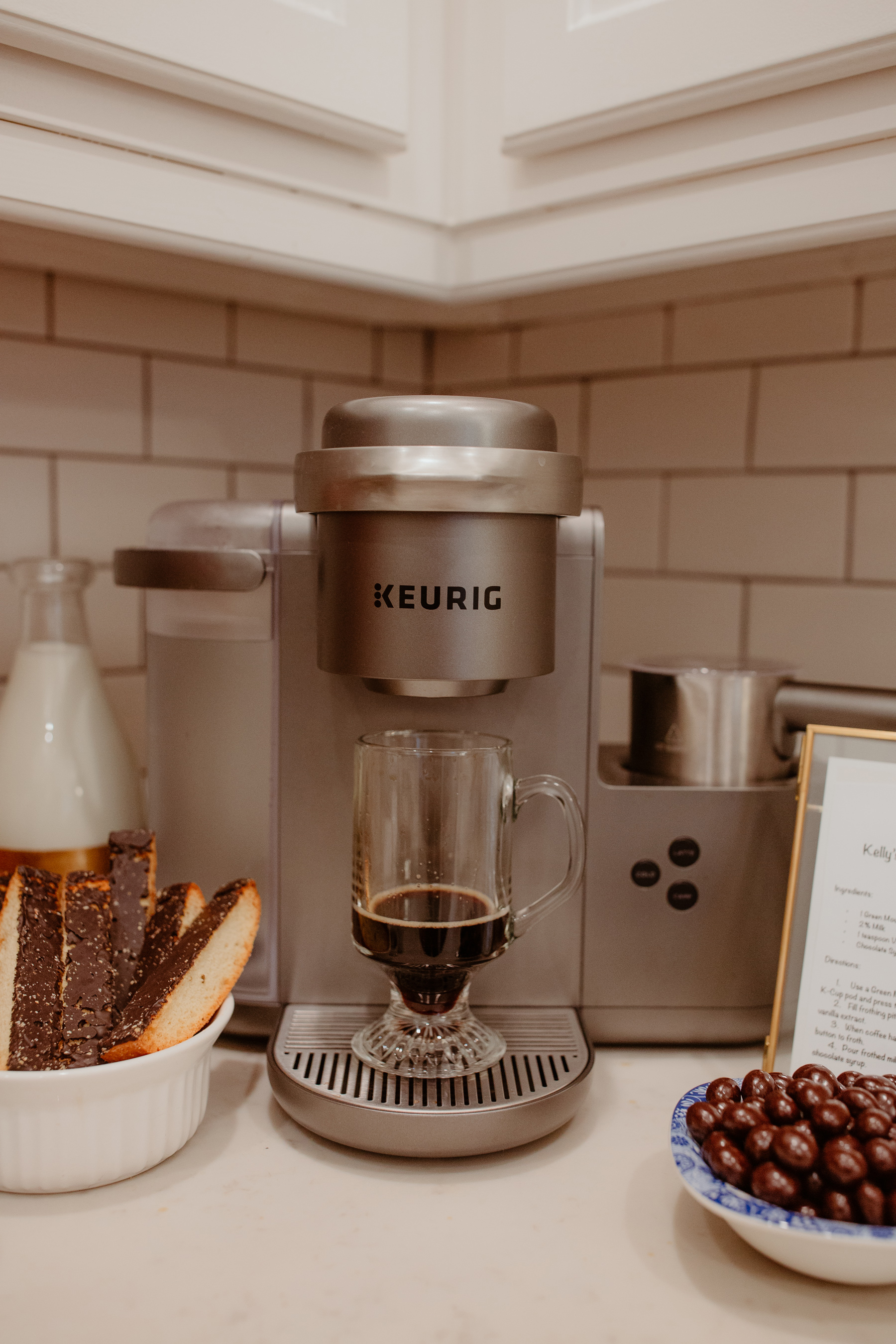 Keurig Special Edition K-Café™ Single Serve Coffee, Latte & Cappuccino Maker, Keurig