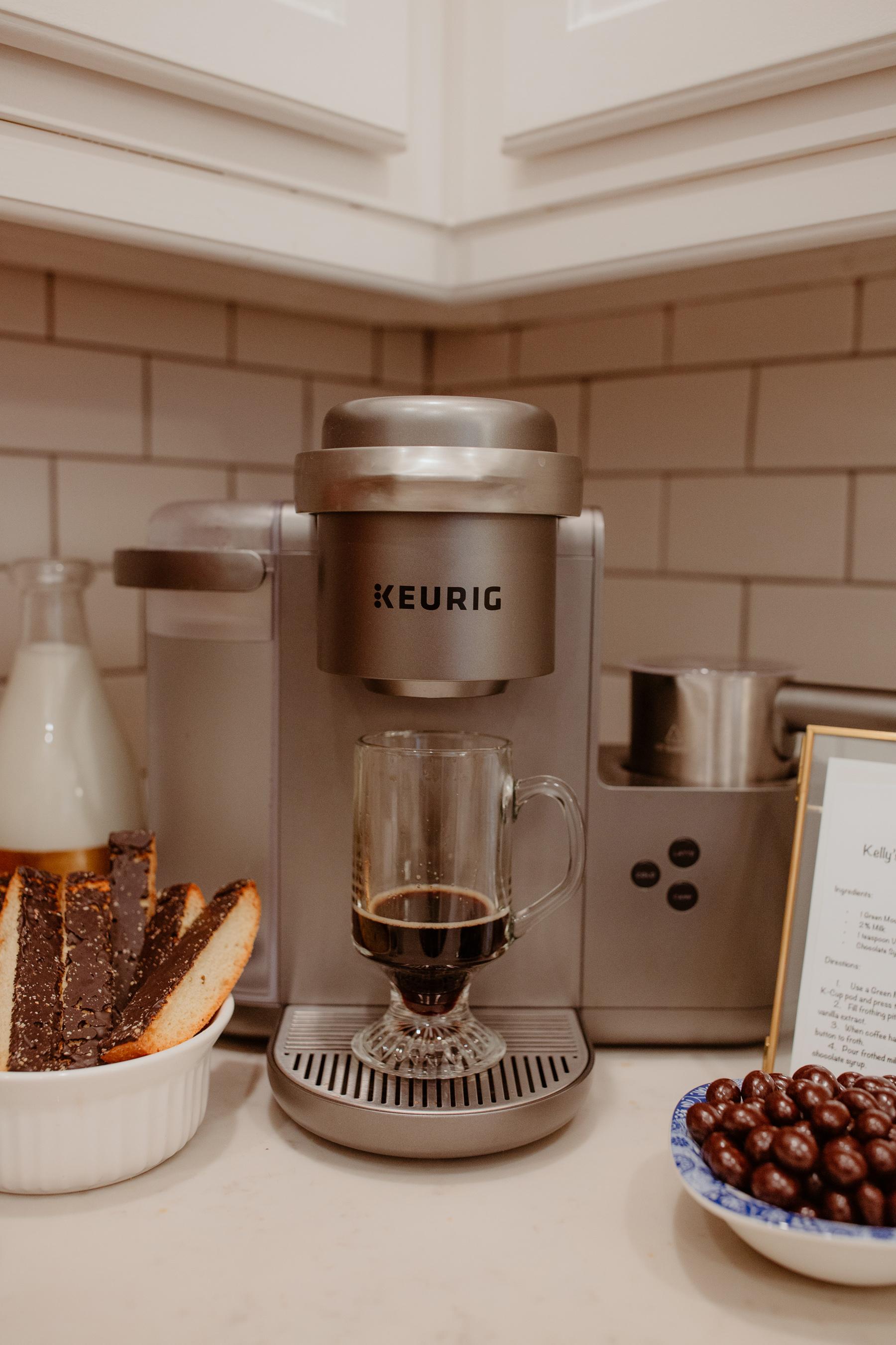 Keurig Special Edition K-Café™ Single Serve Coffee, Latte & Cappuccino Maker, Keurig