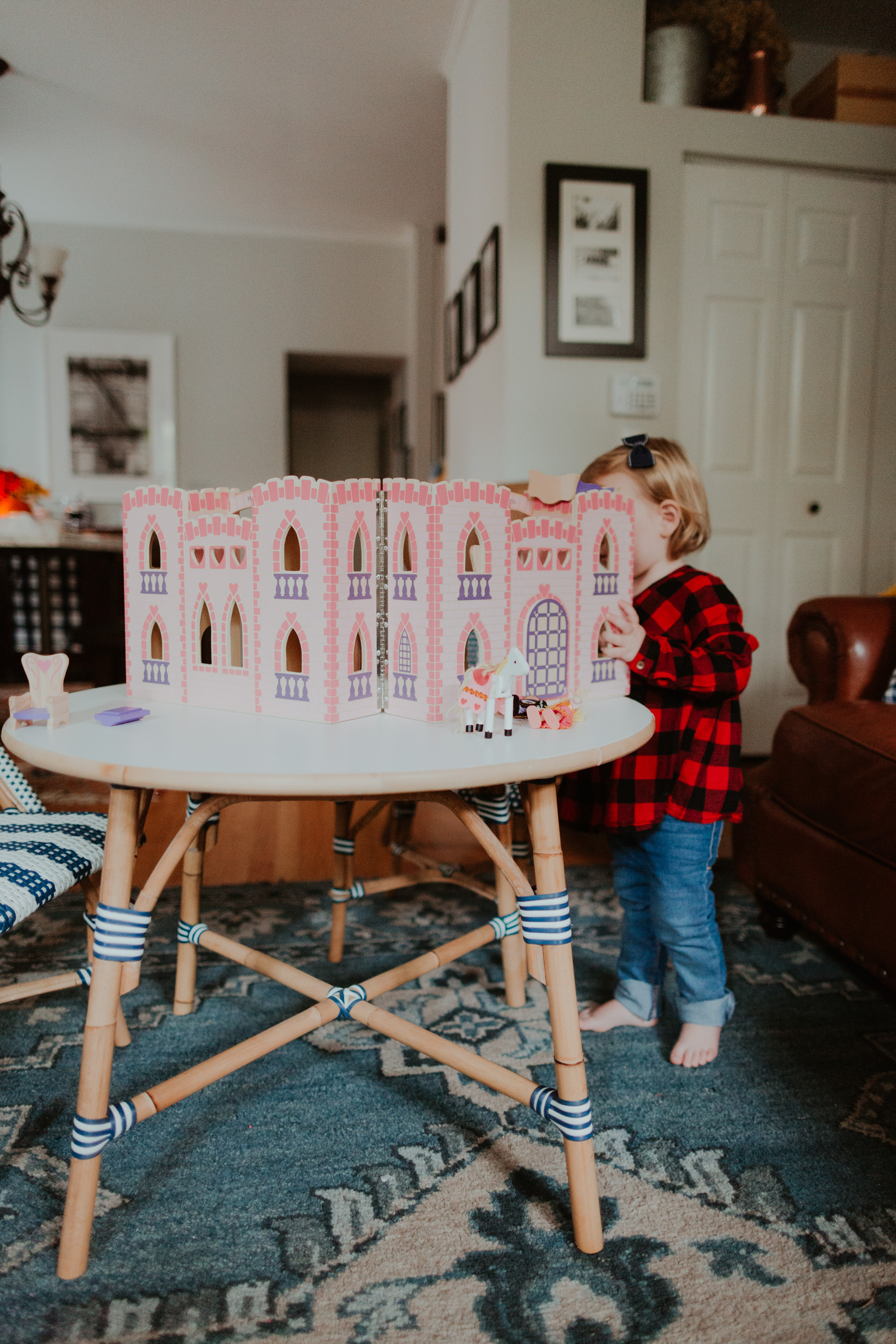 Castle normally $49.99; Marshalls price: $39.99.