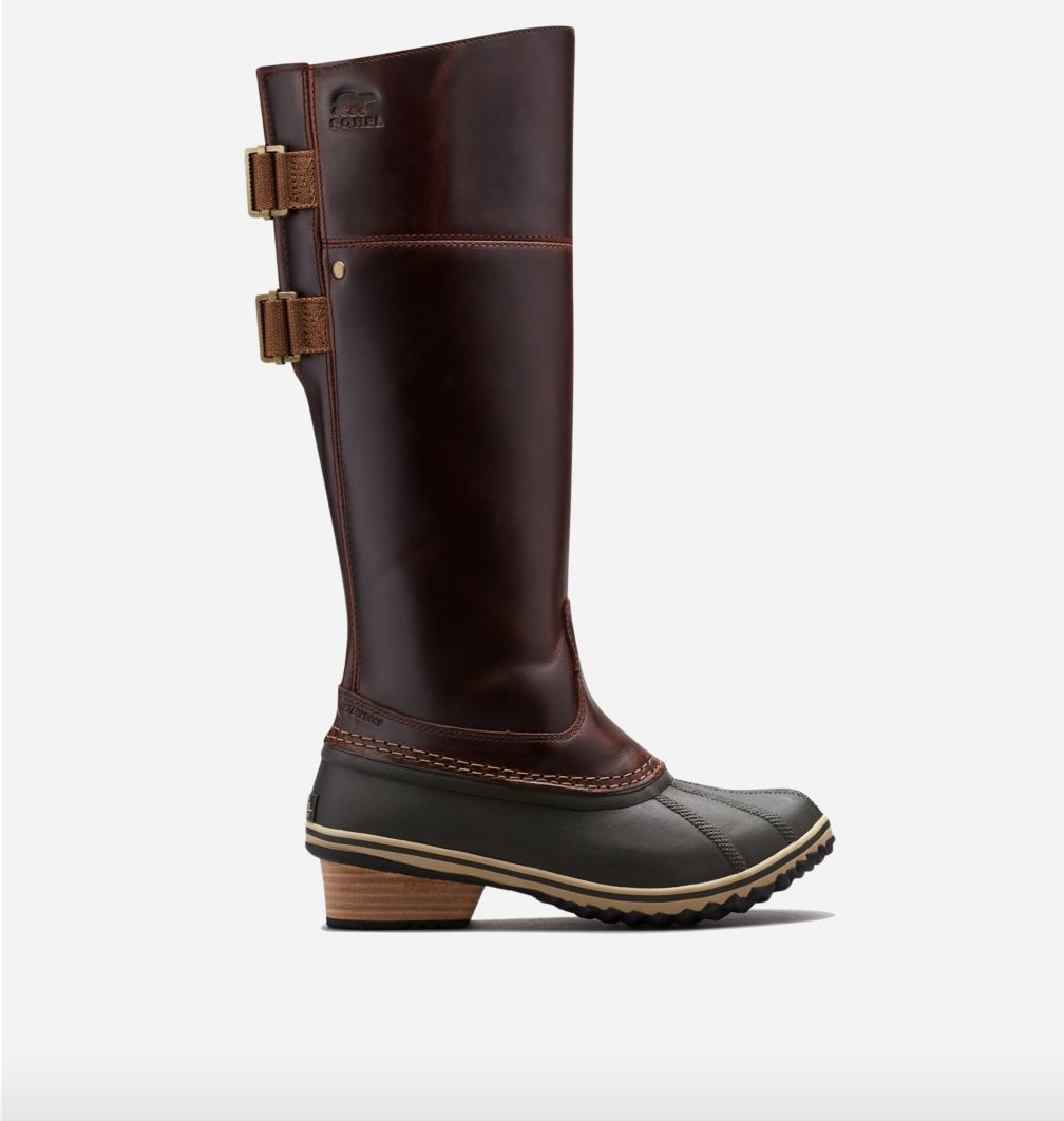Sorel: Slimpack Winter/Waterproof Riding Boots