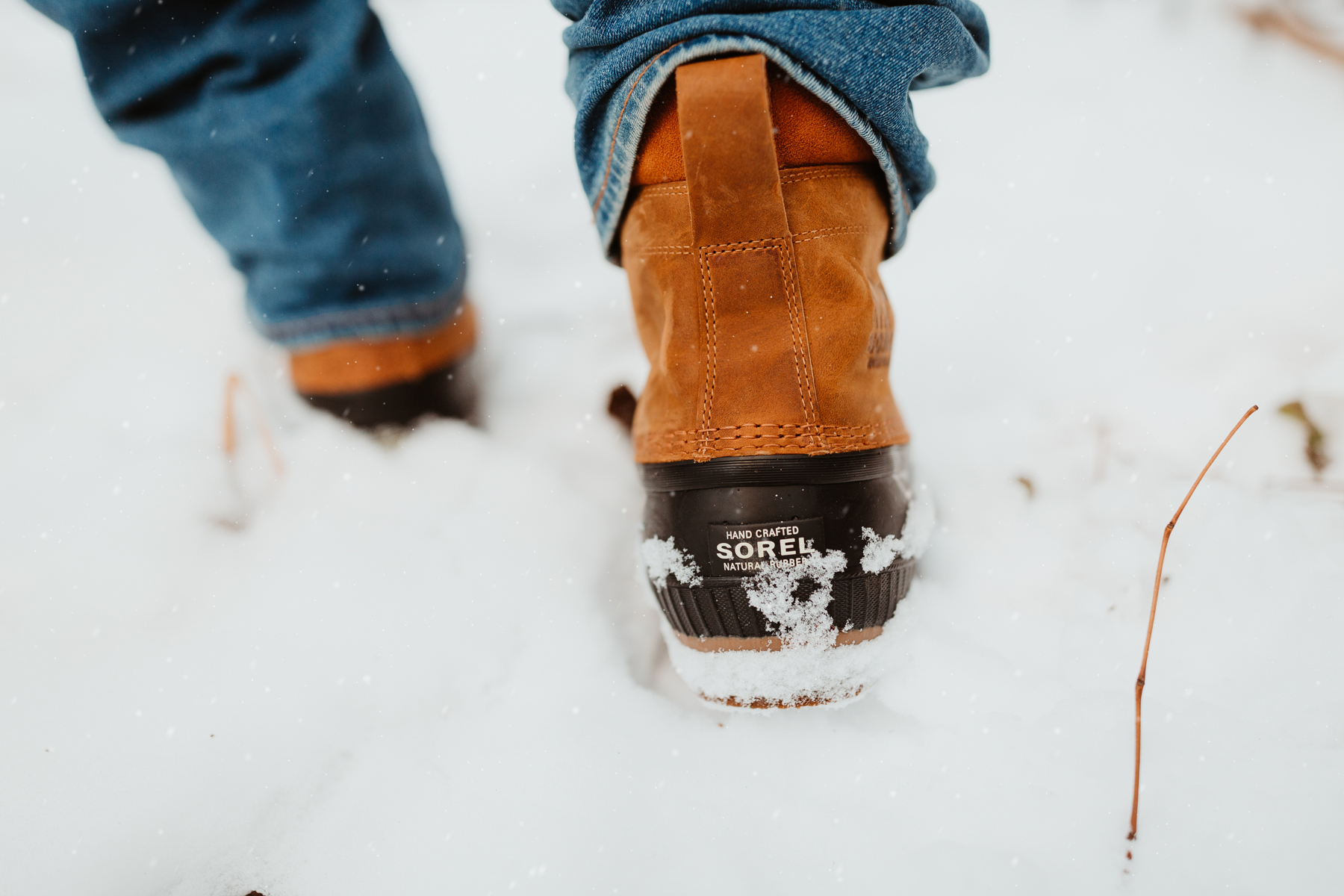 Sorel Boots - Kelly in the City